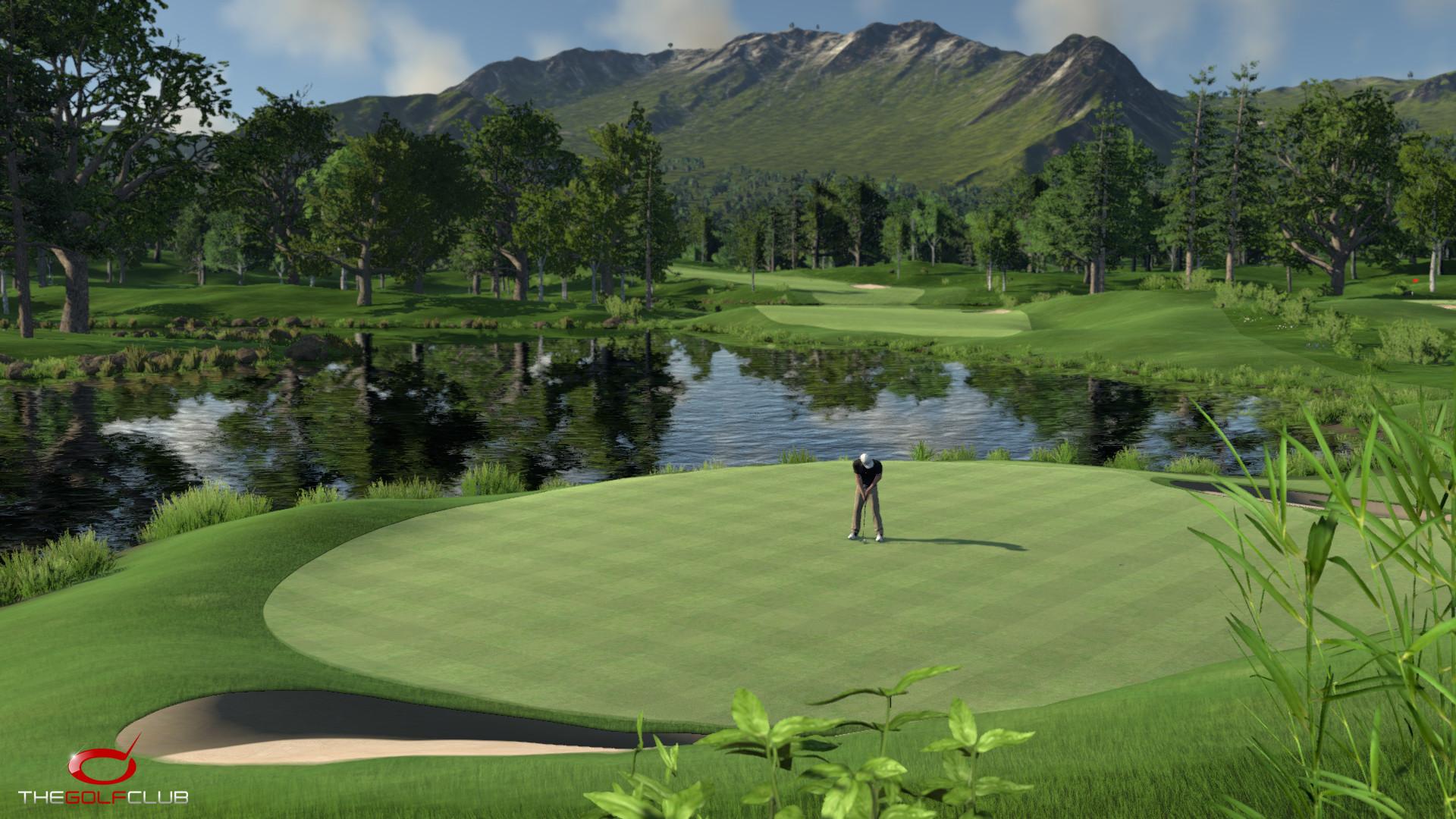 Res: 1920x1080, The Golf Club Wallpaper 02 1280×738 – Nexus 4. The Golf Club Wallpaper 02  1280×720
