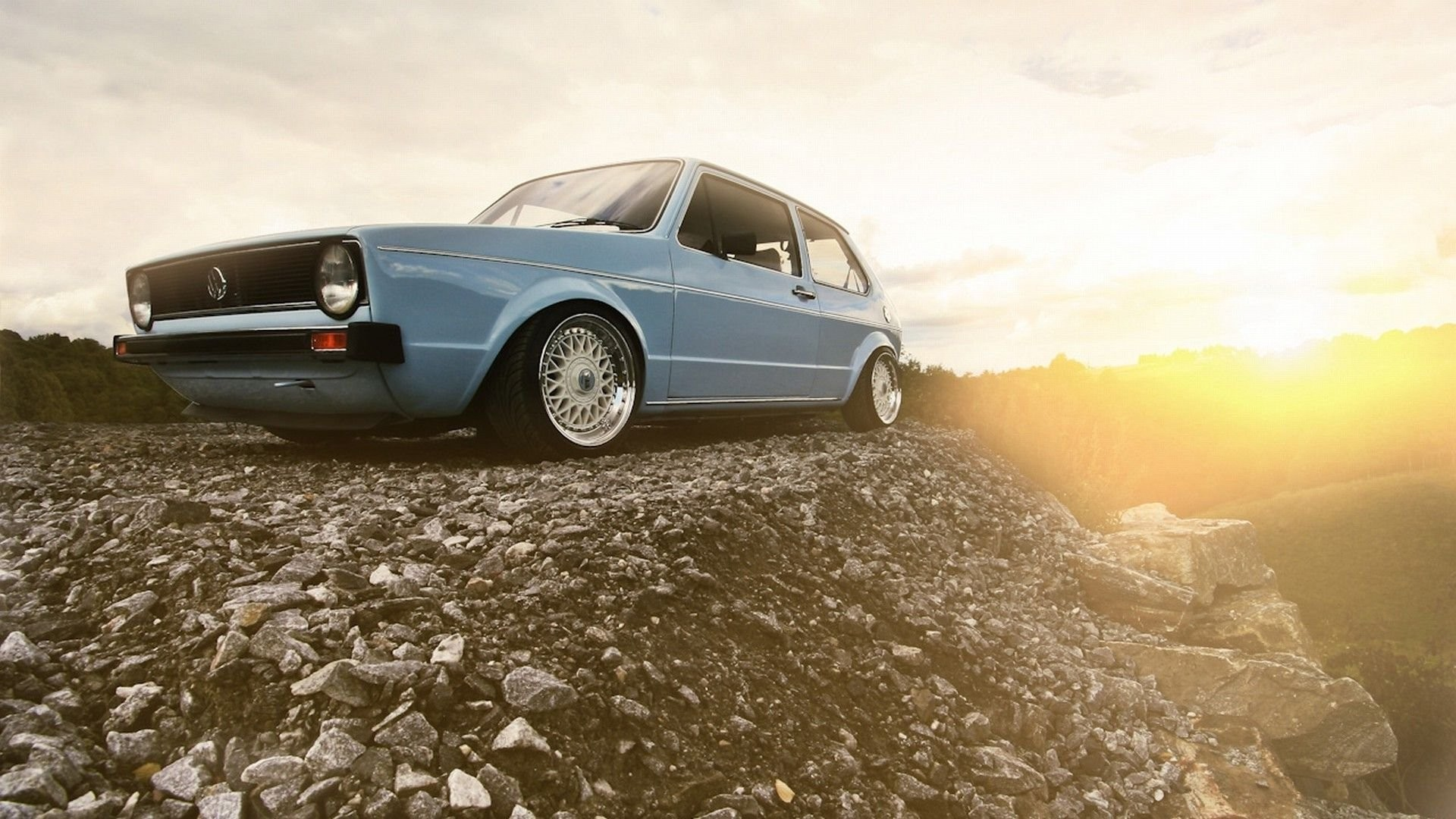 Res: 1920x1080,  1 Volkswagen Golf Mk1 HD Wallpapers | Backgrounds - Wallpaper  Abyss