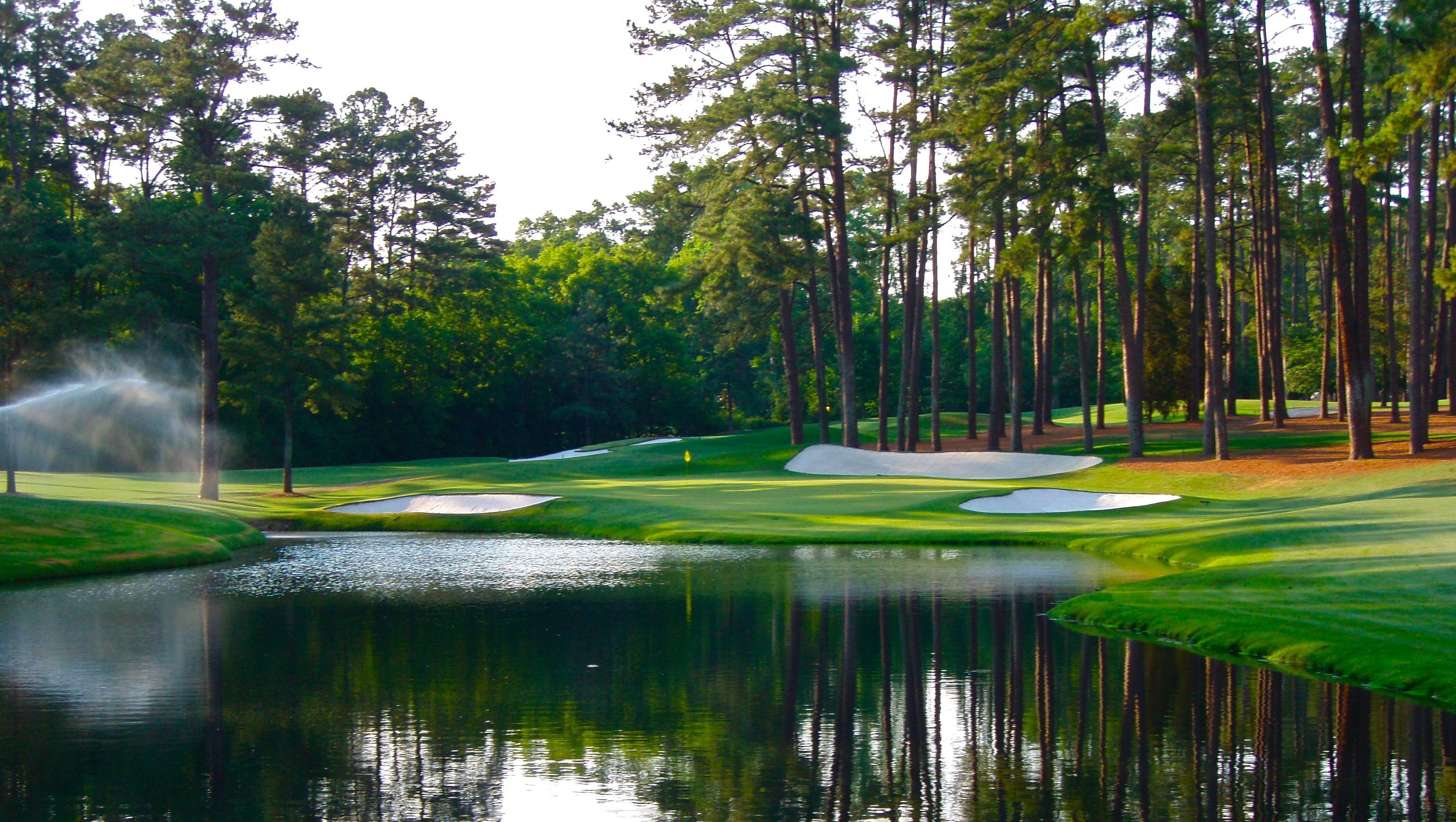 Res: 3072x1734, Augusta National Wallpapers - Wallpaper Cave