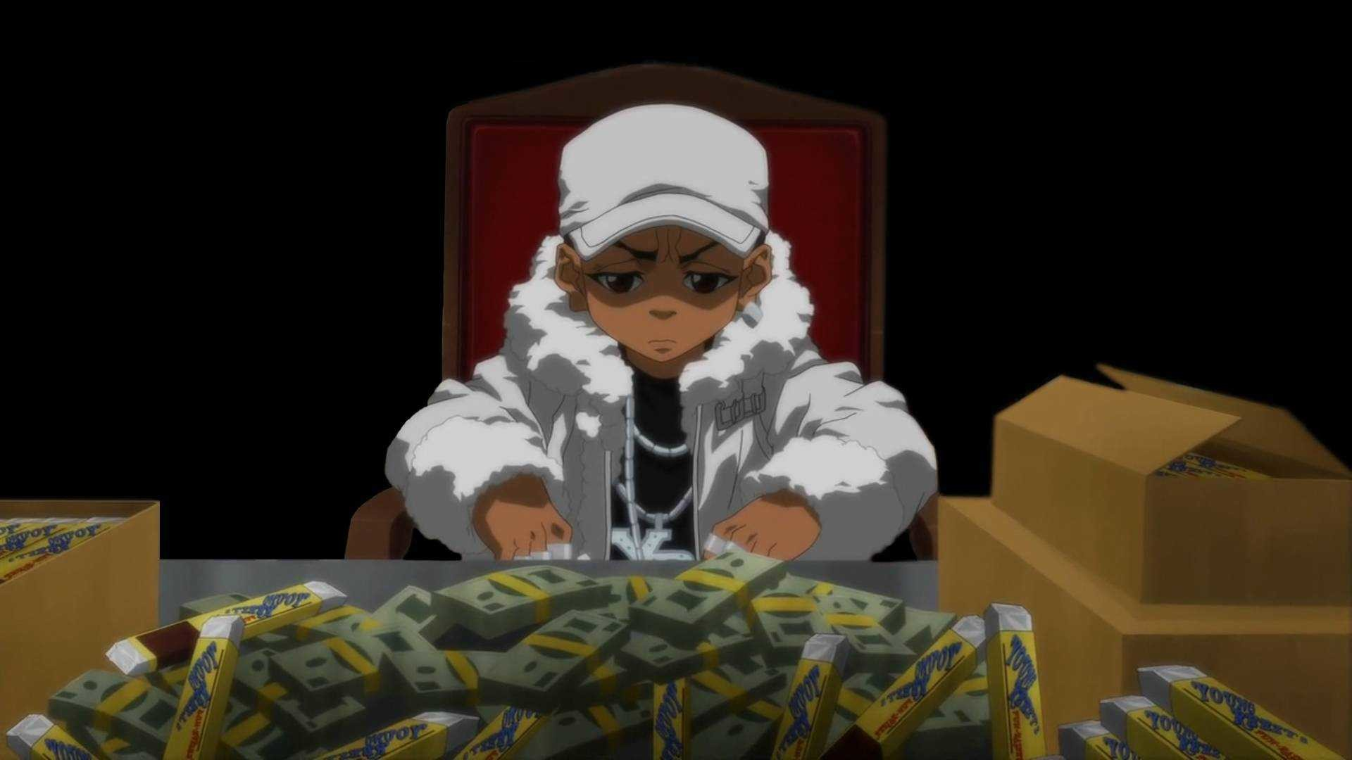 Res: 1920x1080, High Quality Of Boondocks Wallpaper The Mobile