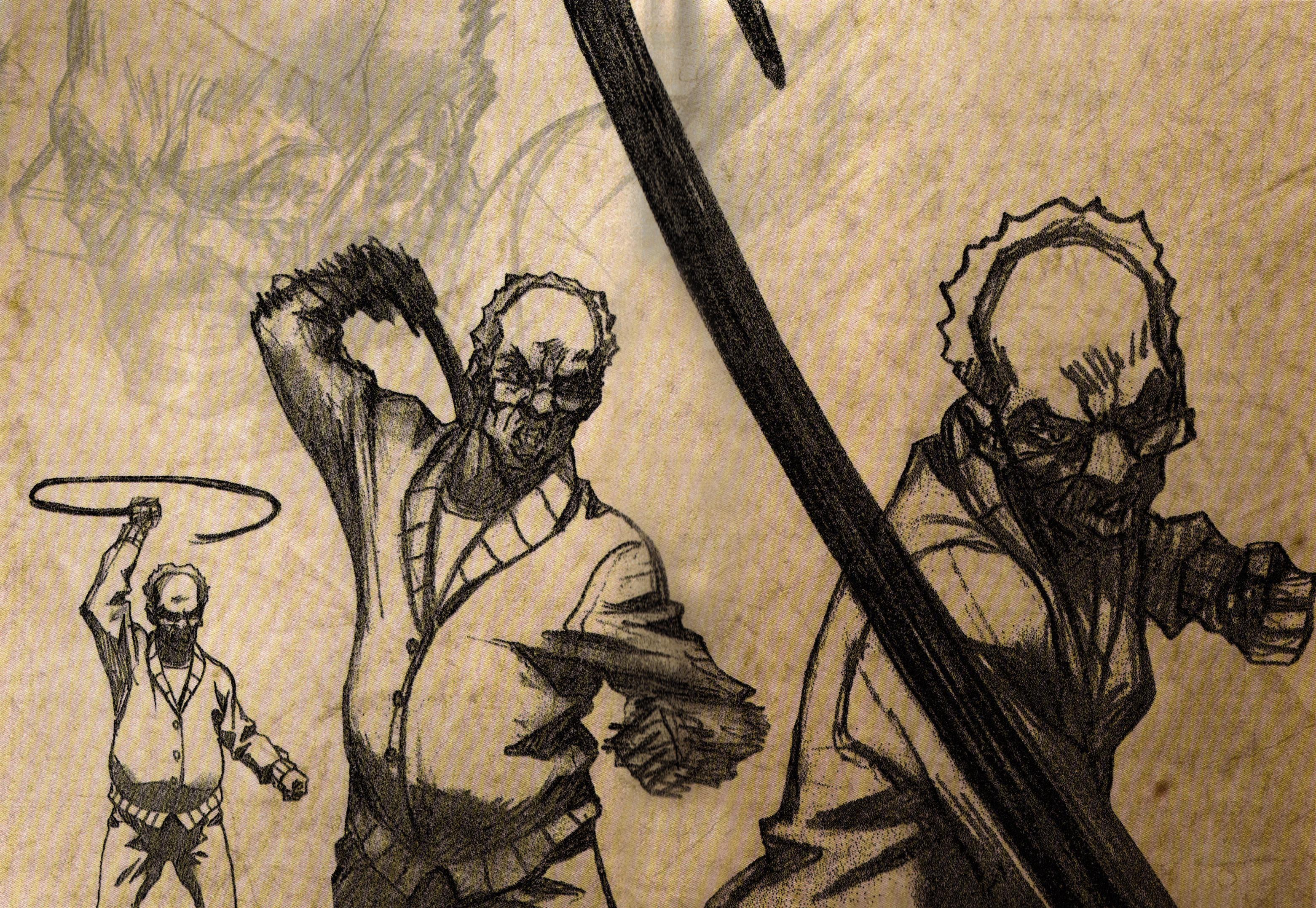 Res: 3123x2155, The Boondocks Wallpaper - Robert Freeman by Razpootin