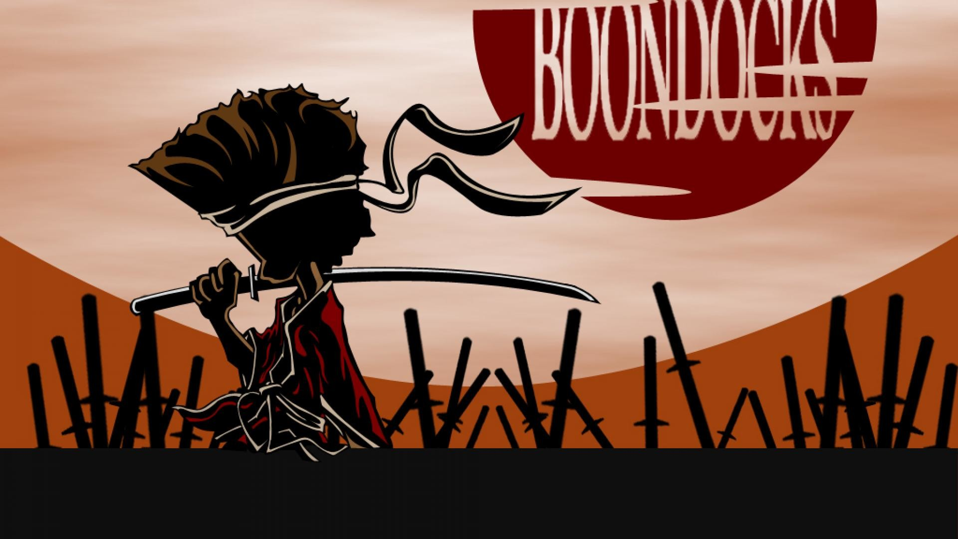 Res: 1920x1080, ... The Boondocks Quality Wallpapers - RZR-HD Background Wallpapers ...