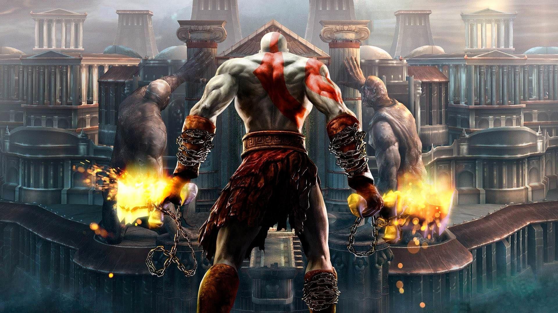 Res: 1920x1080, The Boondocks Wallpaper Unique Kratos Wallpaper Full Hd 1920—1080 Kratos Hd  Wallpapers
