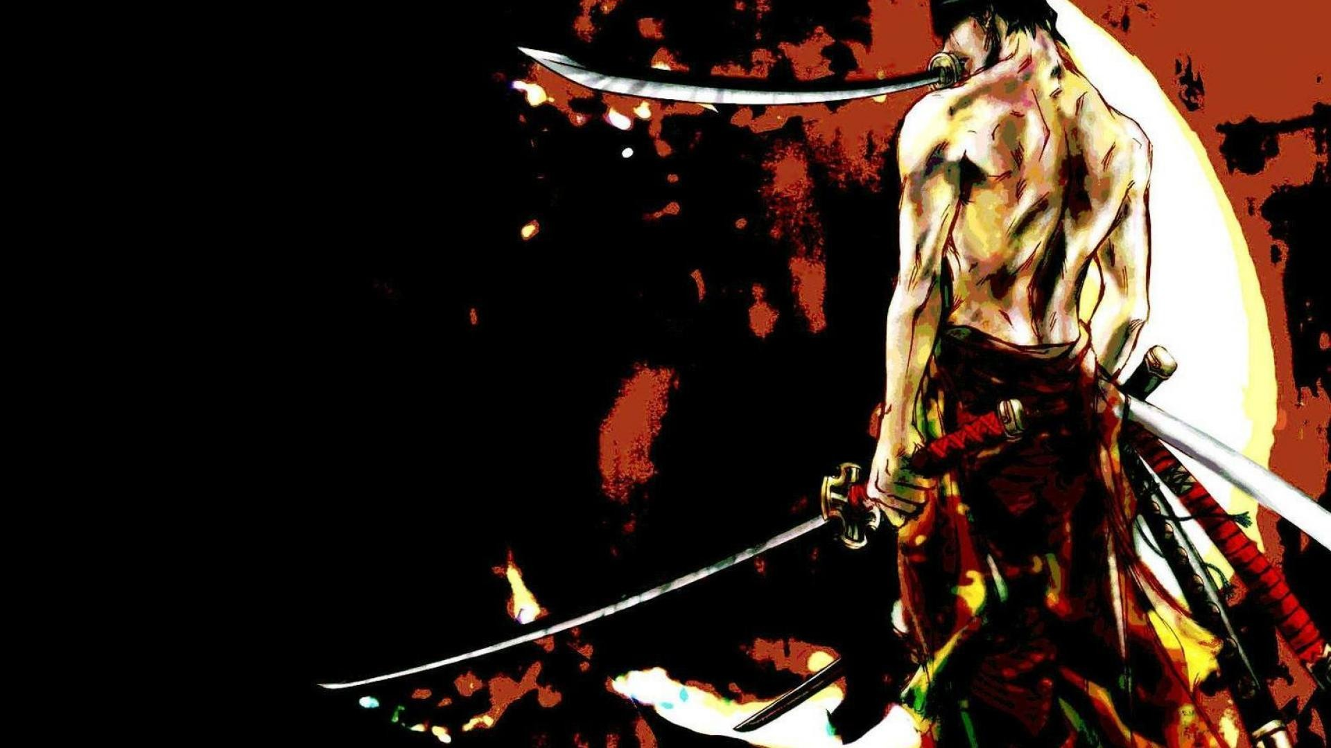 Res: 1920x1080, ... Images For > One Piece Wallpaper Zoro ...