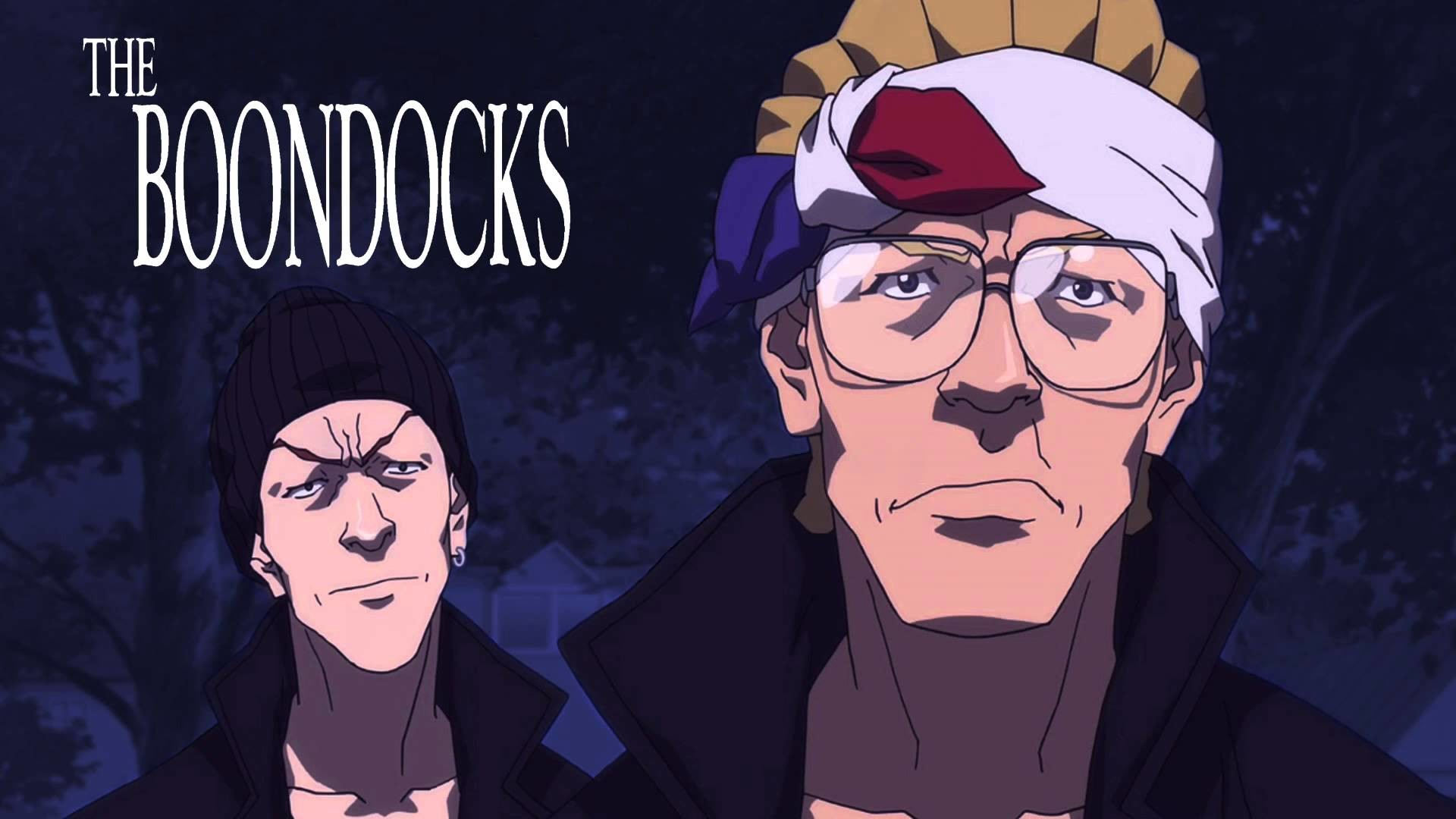 Res: 1920x1080, The Boondocks - Ed and Rummy Theme season 2 (Cover/Remake)
