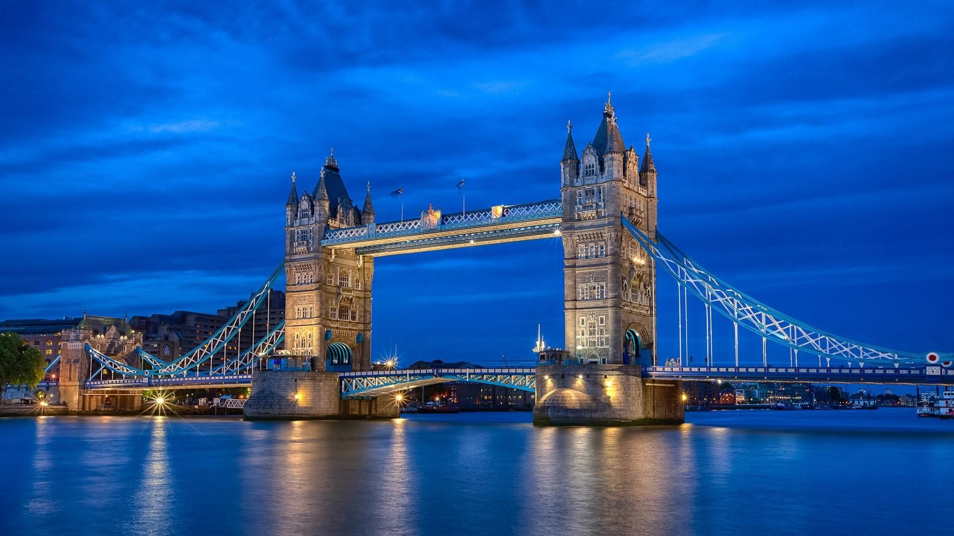 Res: 1920x1080, Tower Bridge Wallpaper | Wallpaper Studio 10 | Tens of thousands HD and  UltraHD wallpapers for Android, Windows and Xbox