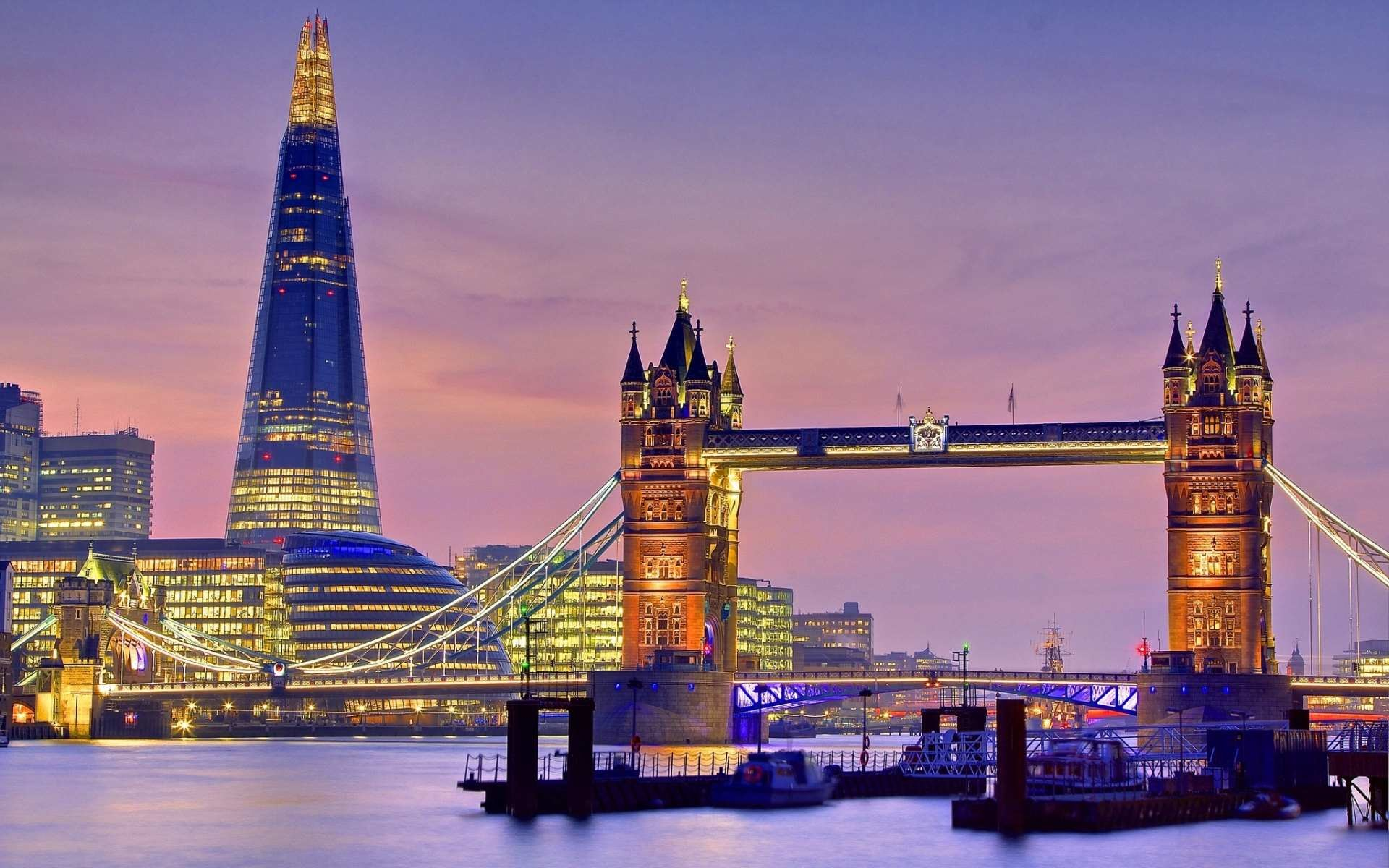 Res: 1920x1200, Tower Bridge Wallpapers 8 - 1920 X 1200