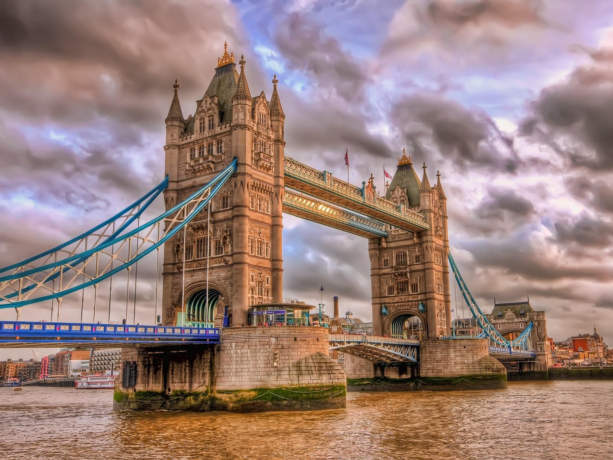 Res: 2048x1536, Tower Bridge Wallpapers 21 - 2048 X 1536