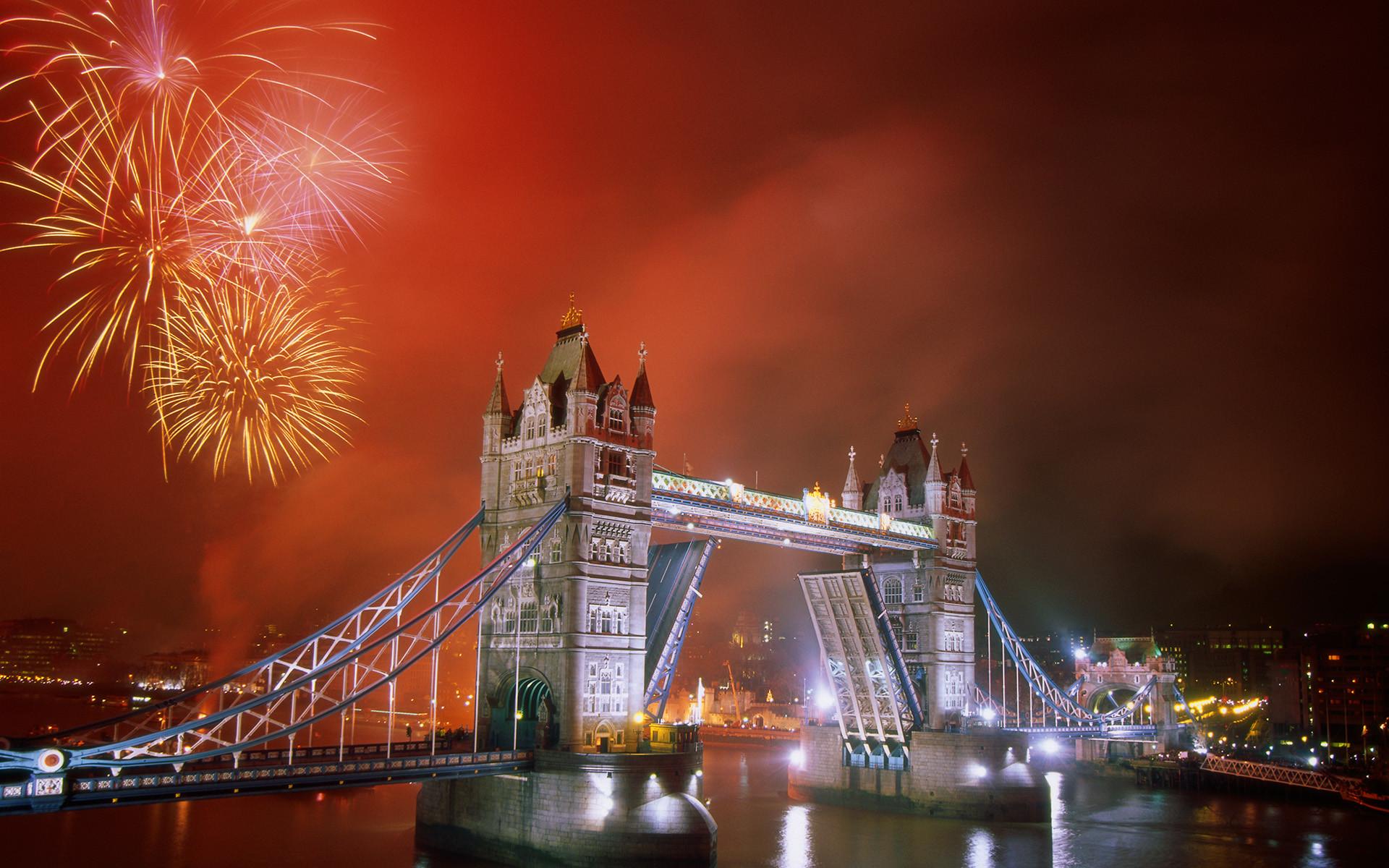Res: 1920x1200, Light up the Night Tower Bridge