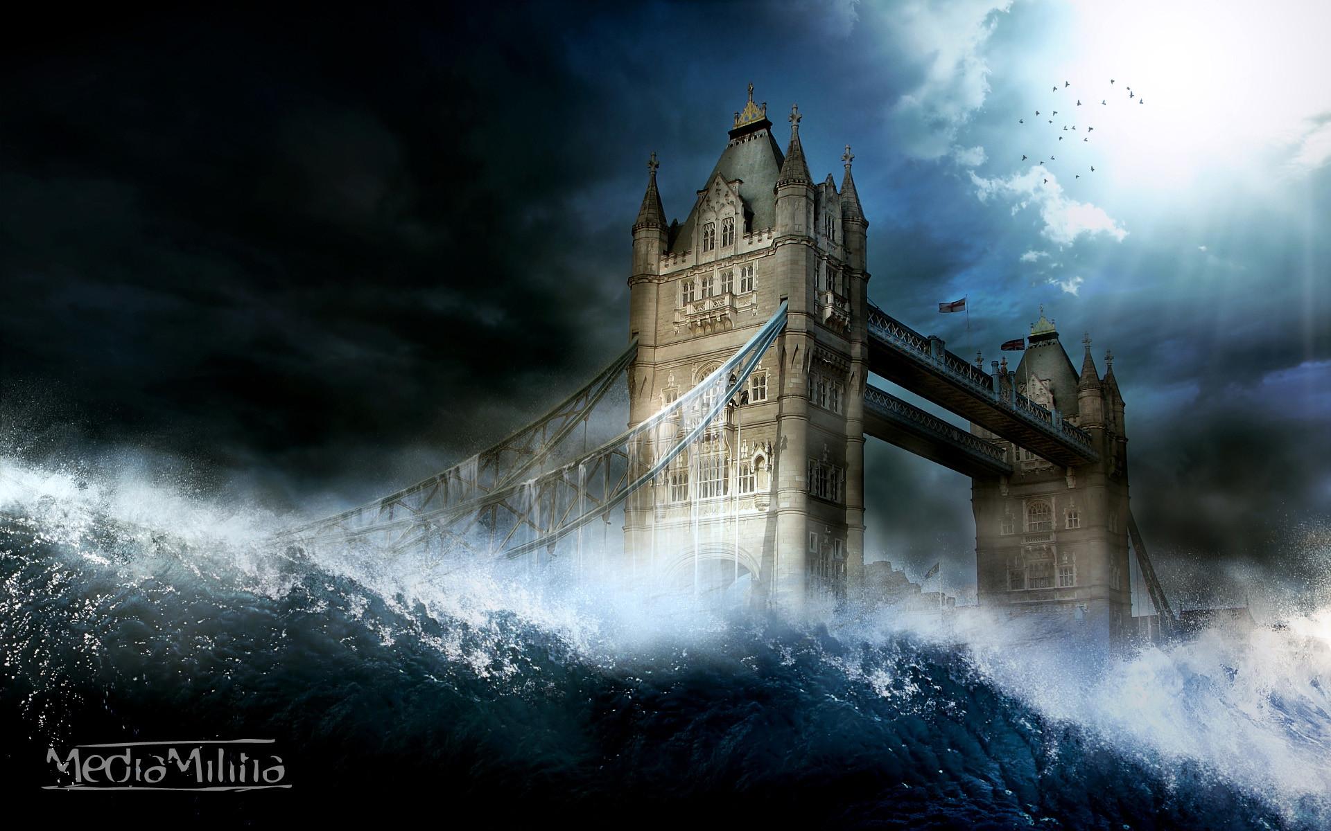 Res: 1920x1200, Tags: London bridge Tower