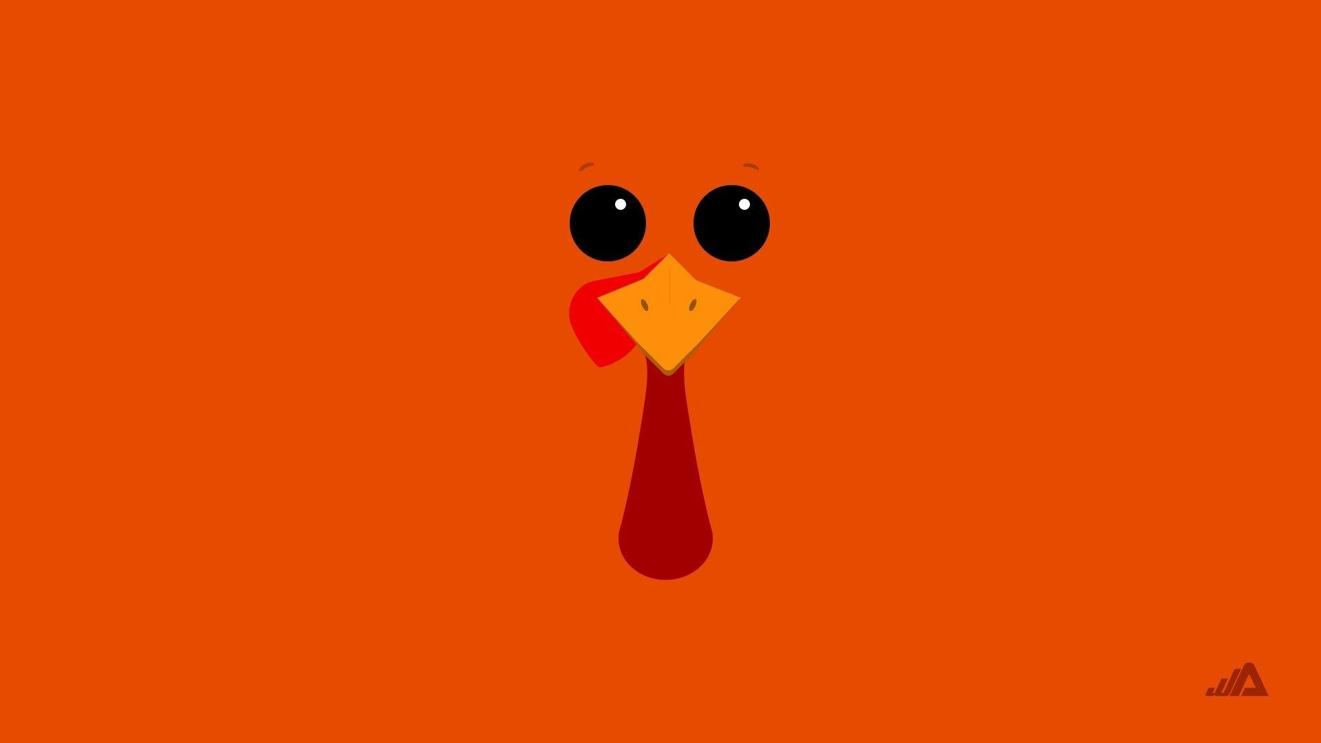 Res: 1920x1080, Cute thanksgiving wallpaper and theme for Windows 10