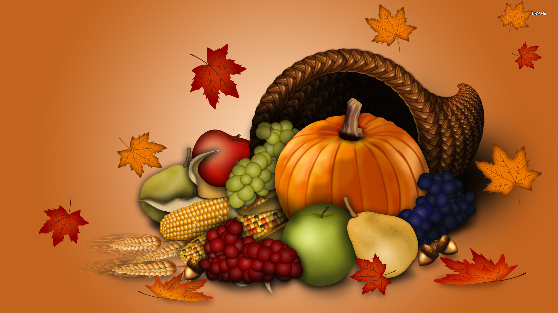 Res: 1920x1080, 3d thanksgiving hd image desktop wallpapers amazing cool colourful  background photos free apple picture 1920×1080 Wallpaper HD