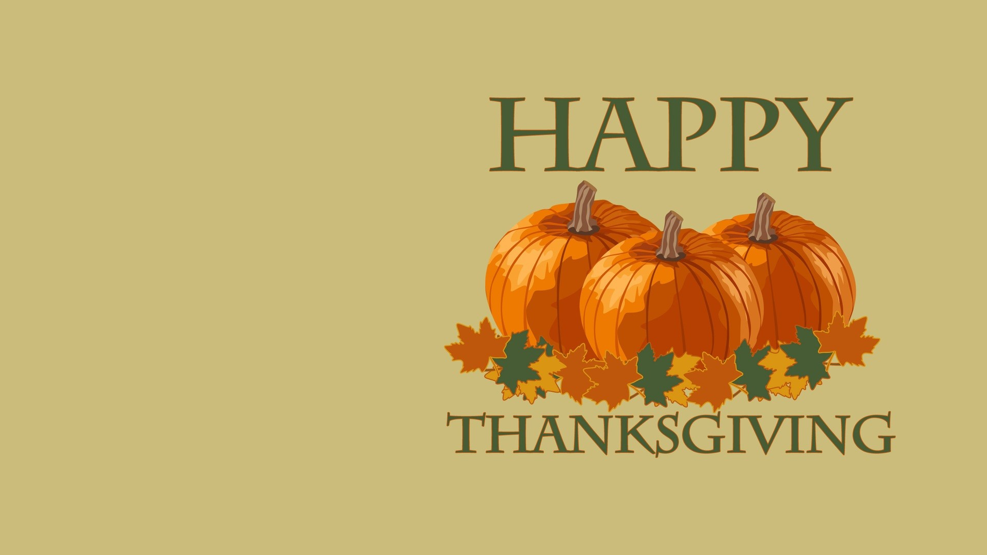 Res: 1920x1080, 74 entries in Thanksgiving Day Wallpapers group