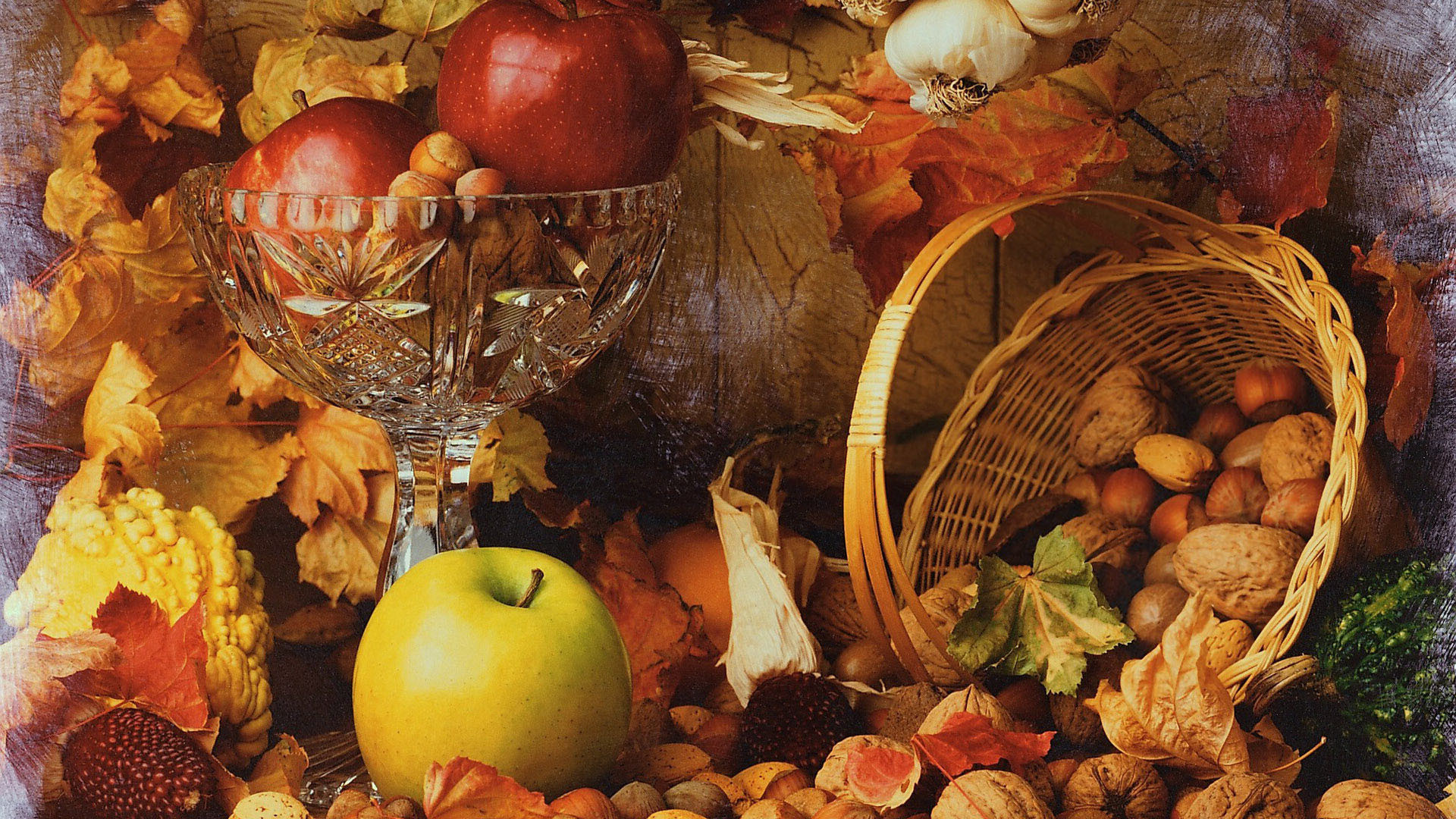 Res: 1920x1080, Fall Thanksgiving Wallpapers - Wallpaper Cave ...