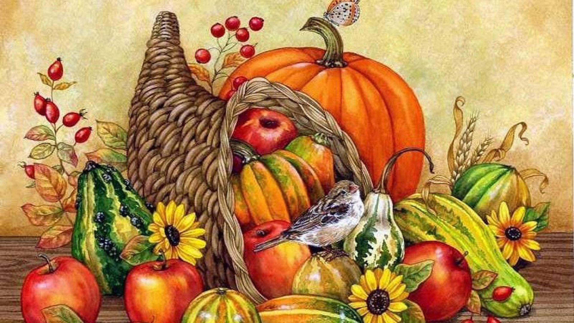 Res: 1920x1080, free desktop backgrounds thanksgiving wallpaper - thanksgiving 3d wallpaper