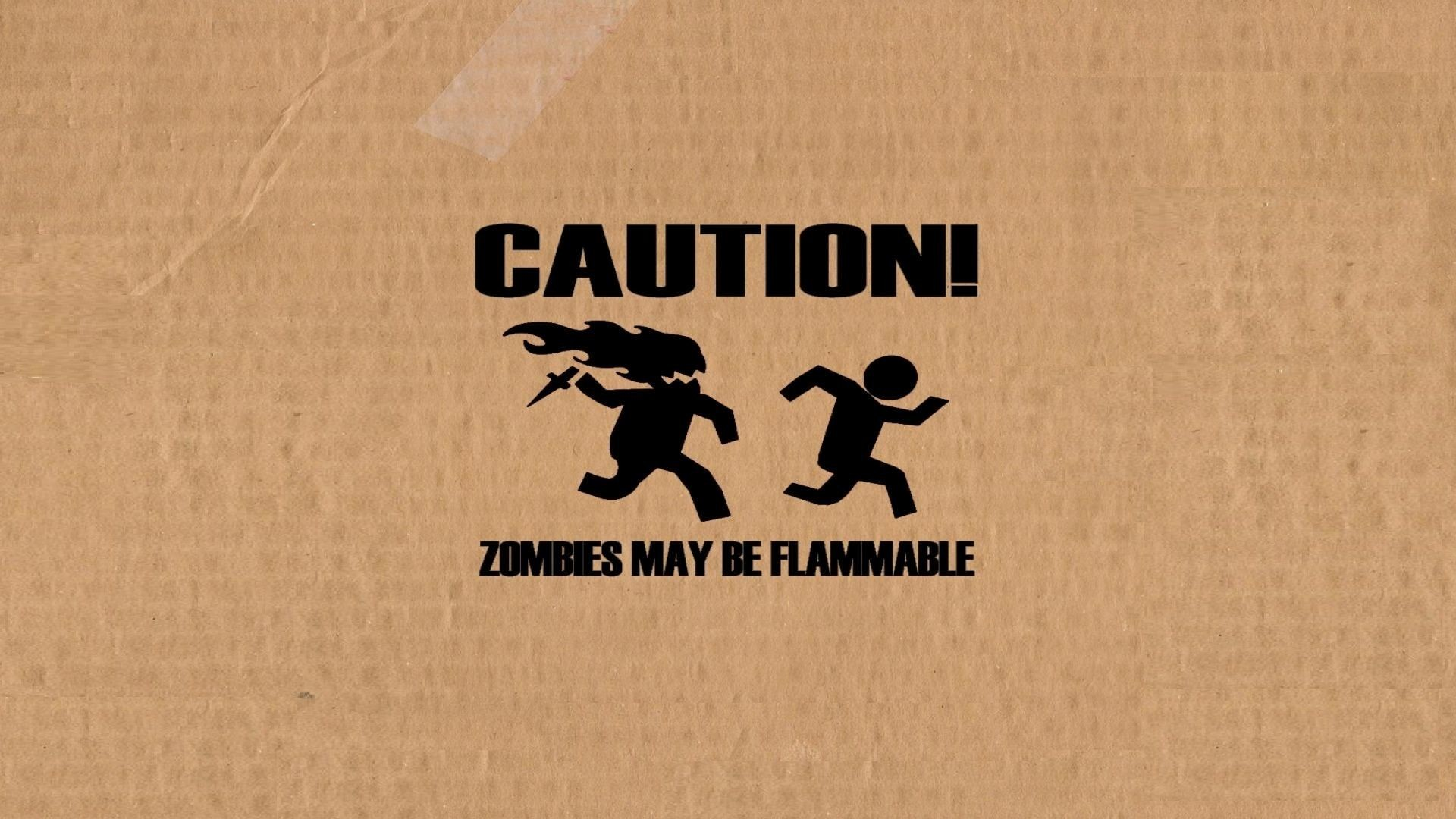 Res: 1920x1080, Funny Zombie wallpaper 222699
