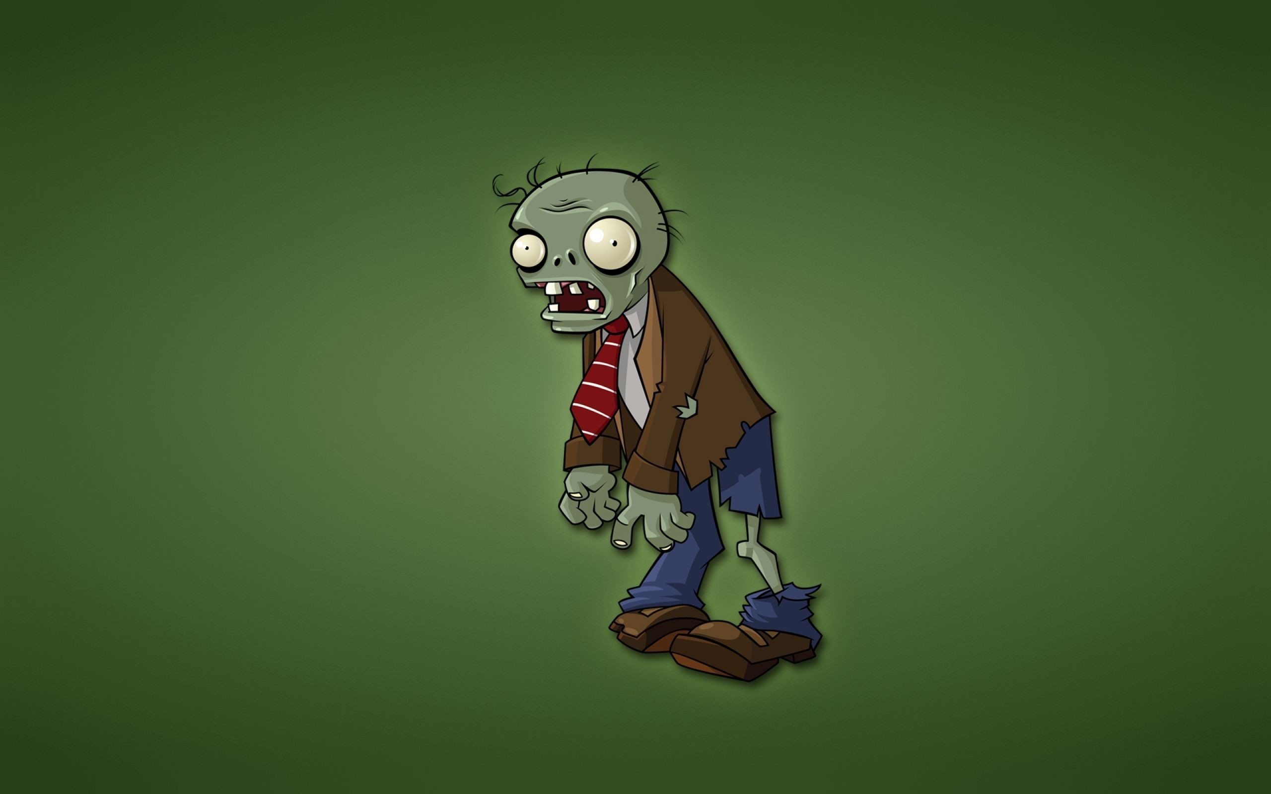 Res: 2560x1600, Cute Zombie Wallpapers Background