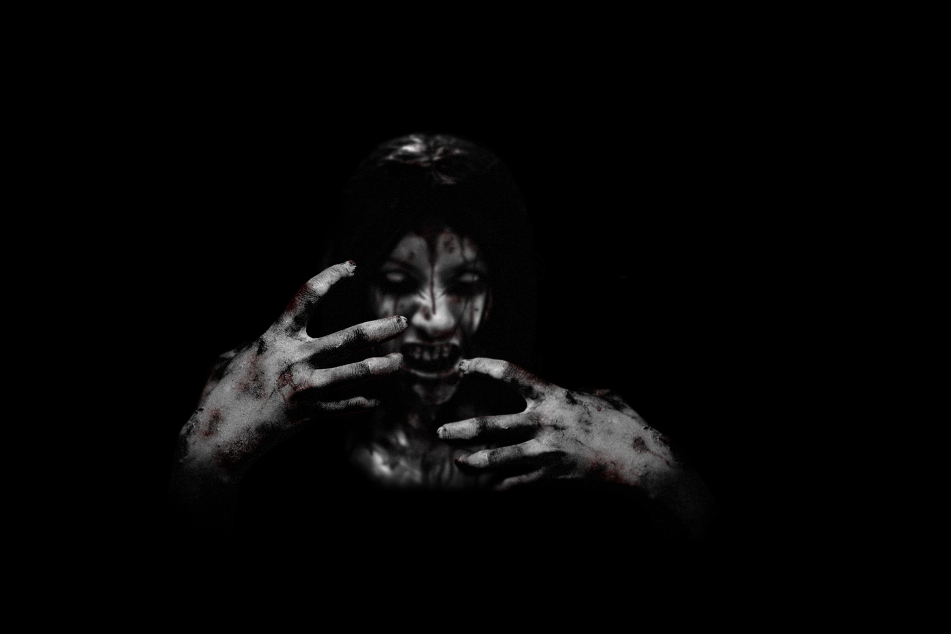 Res: 1920x1280, the, face, creepy, monster, wallpaper,colourful, black, funny images,  blood, horror, movies, demon, humor background images, view, house, ...