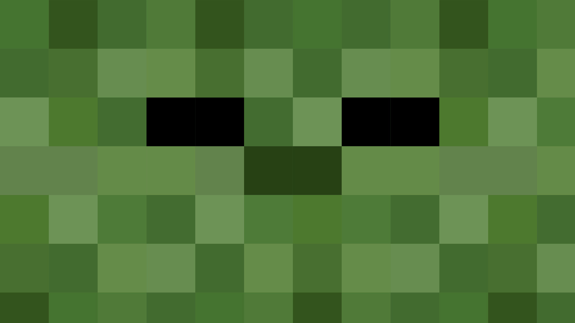 Res: 1920x1080, ... HD Minecraft Zombie Wallpaper by Karl-with-a-C