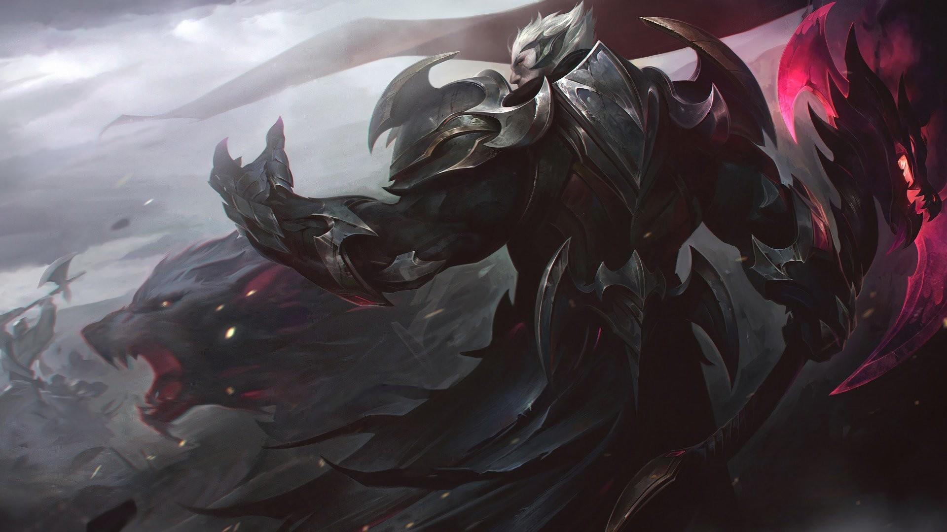 Res: 1920x1080, Computerspiele - League Of Legends Darius (League Of Legends) Wallpaper