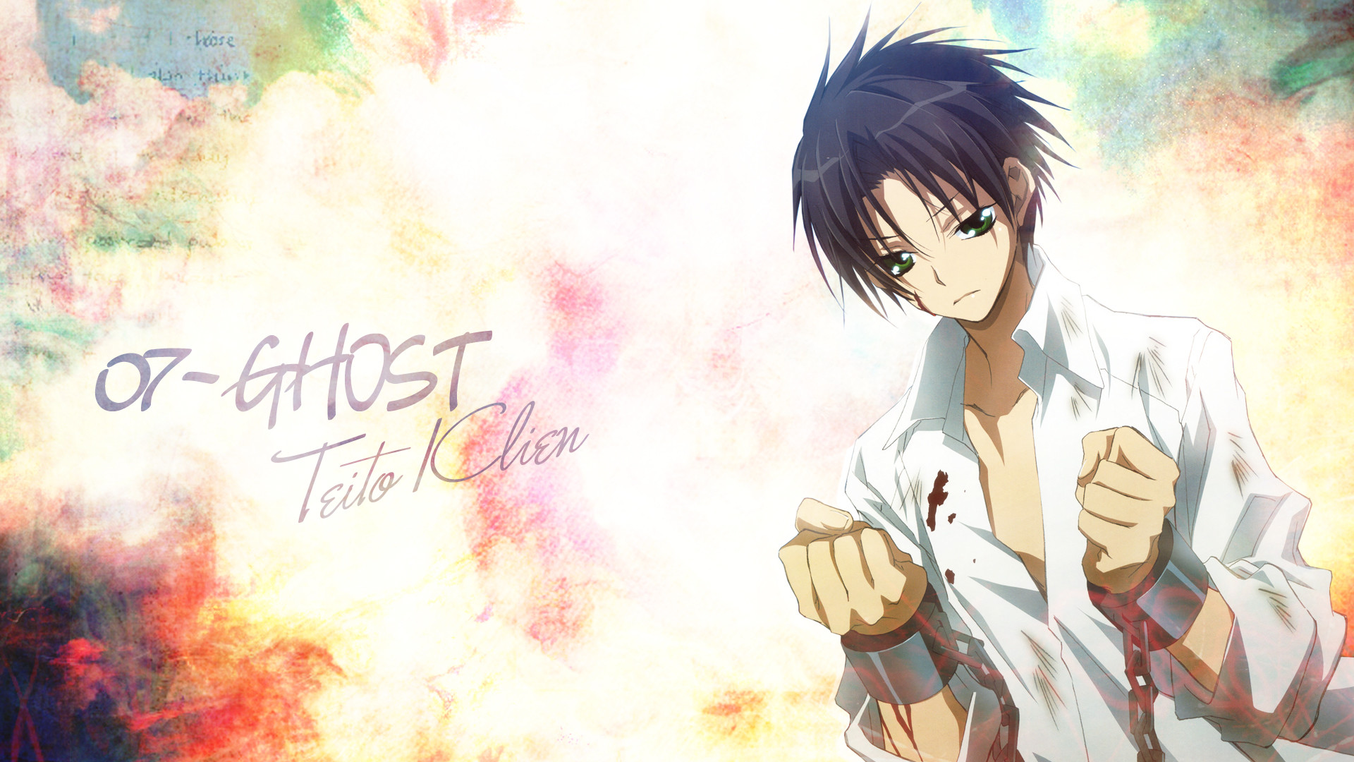 Res: 1920x1080, 07-ghost anime images 07-ghost HD wallpaper and background photos