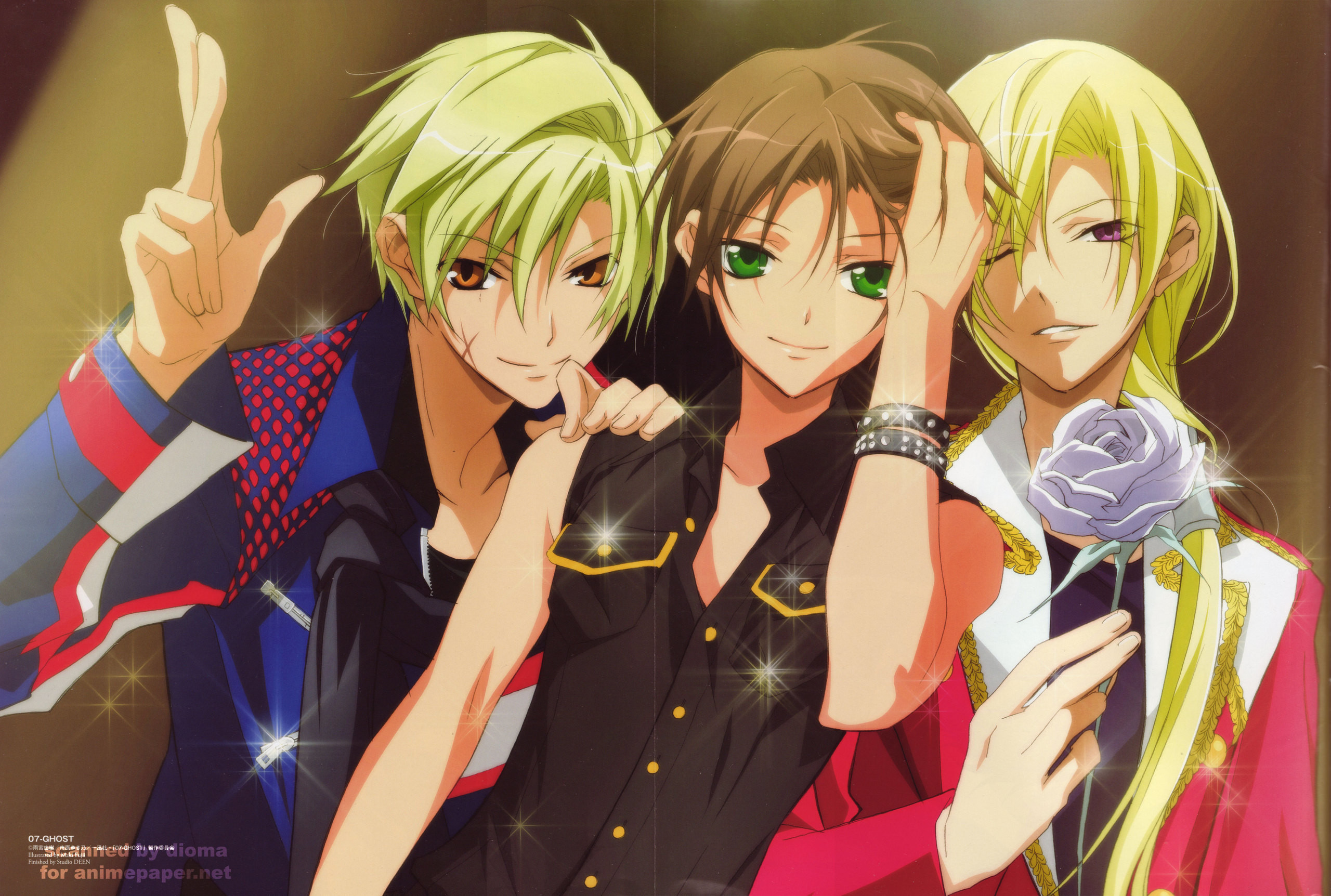 Res: 2560x1724, Bishonen images 07-Ghost bishies HD wallpaper and background photos
