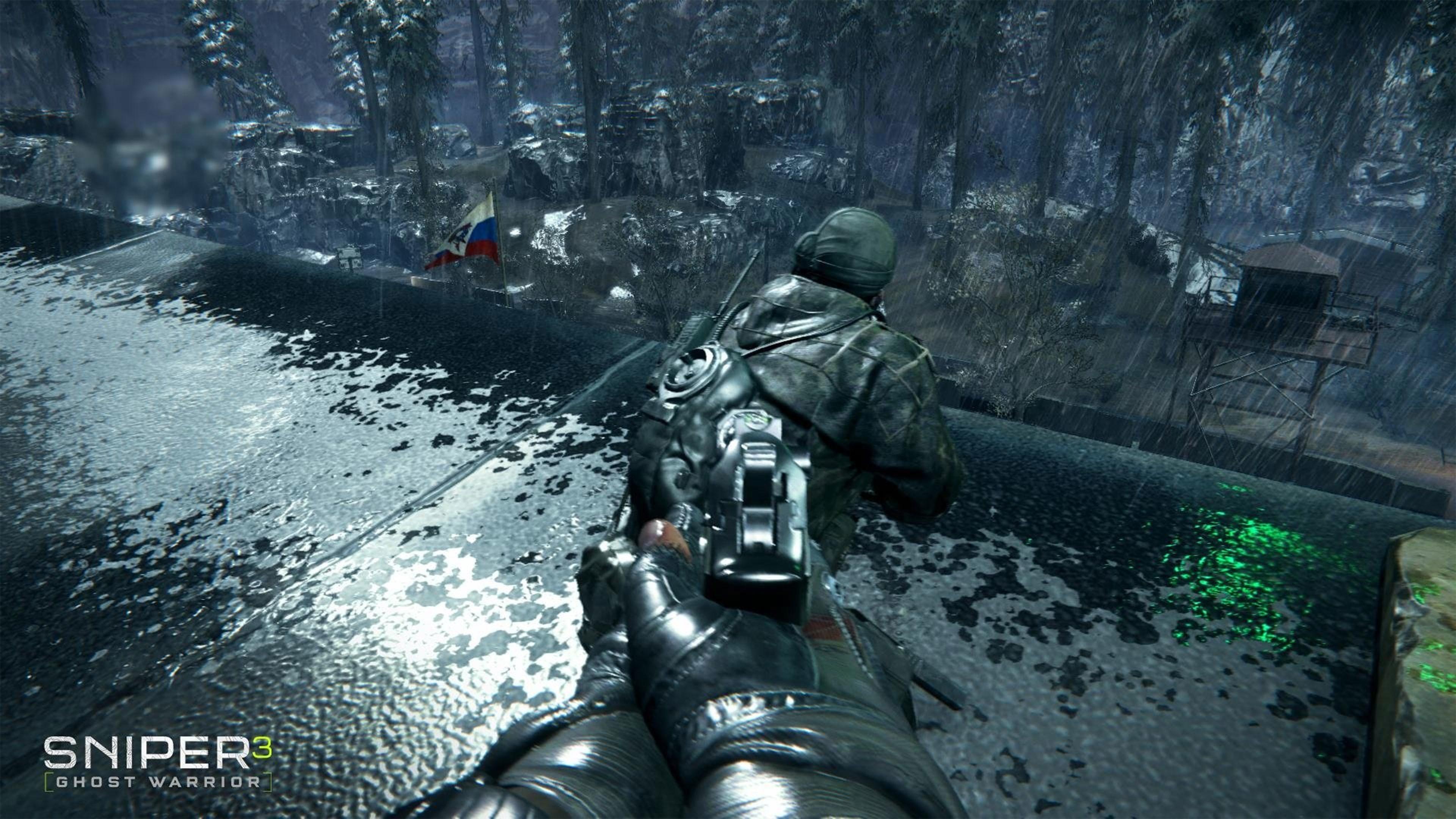 Res: 3840x2160, Sniper Ghost Warrior 3 4K Wallpaper ...