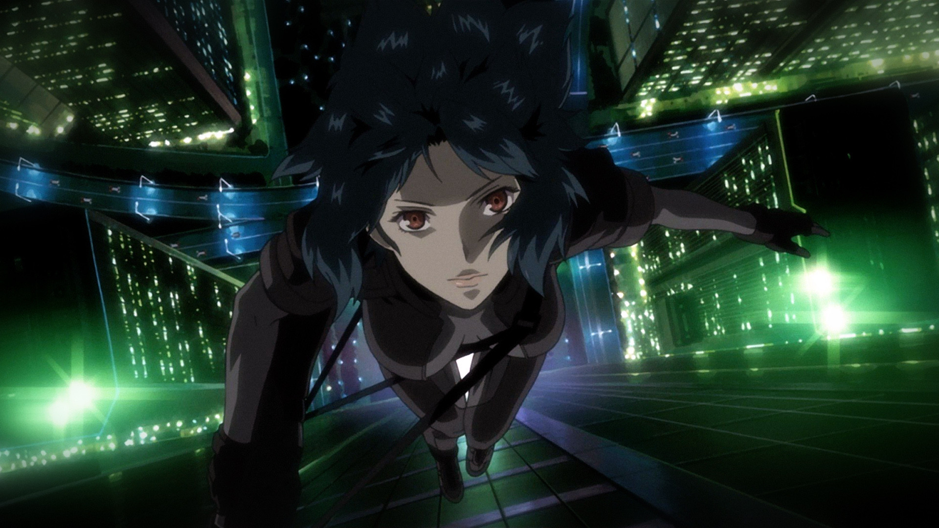 Res: 1920x1080, Ghost in the Shell SAC Screenshot 03