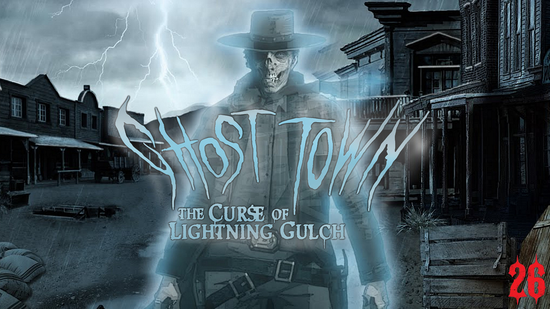 Res: 1920x1080, Ghost Town 2 Wallpaper