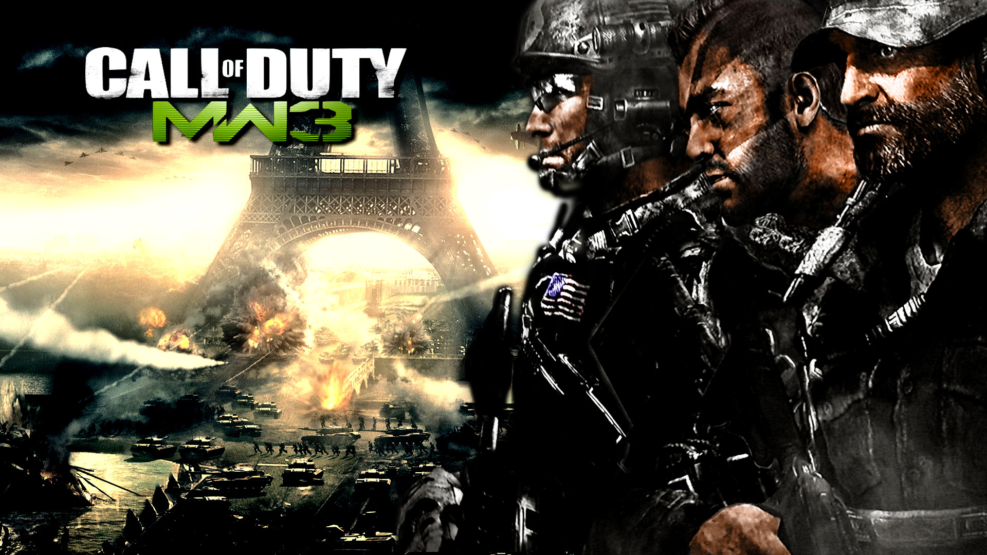 Res: 1920x1080, ghost wallpaper mw3