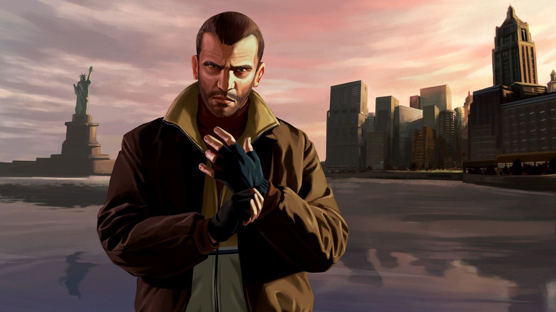 Res: 1920x1080, GTA 4 Niko Bellic Wallpapers