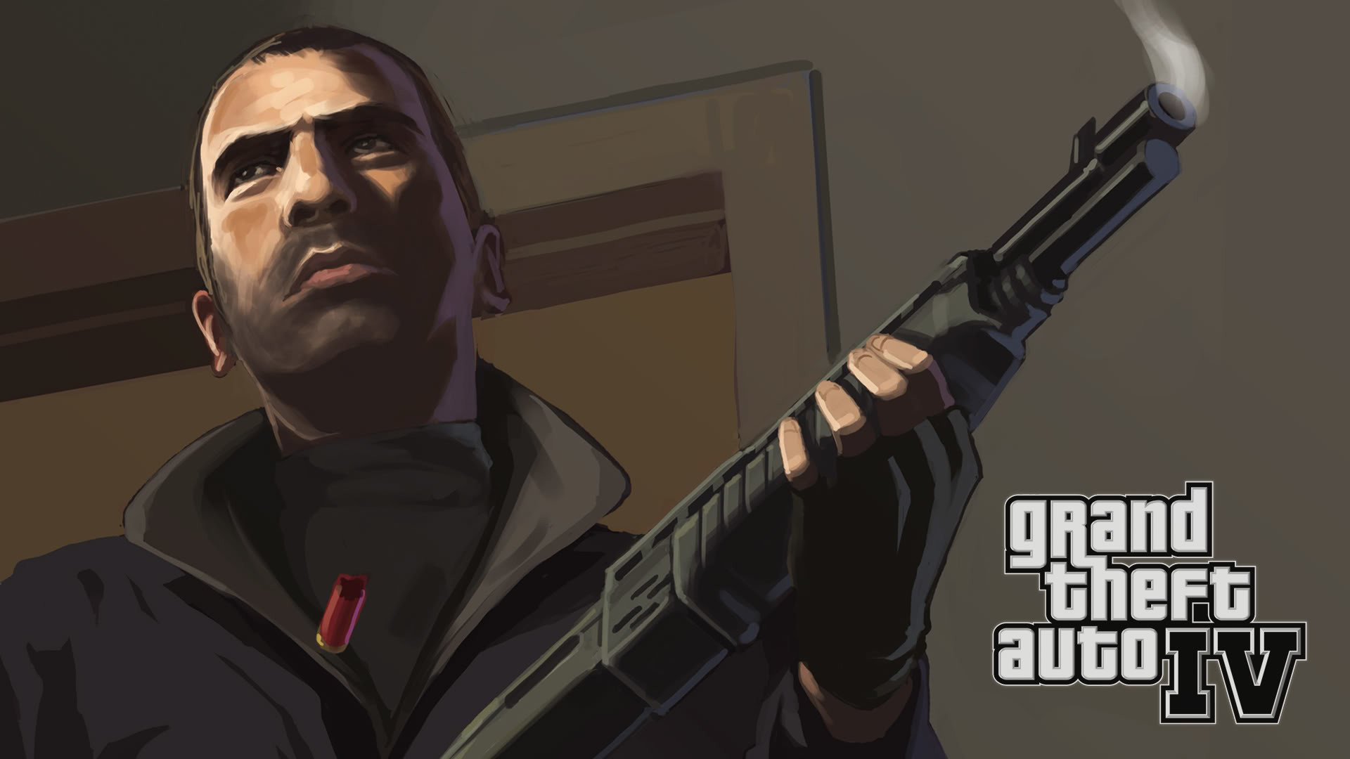 Res: 1920x1080, Niko Grand Theft Auto IV