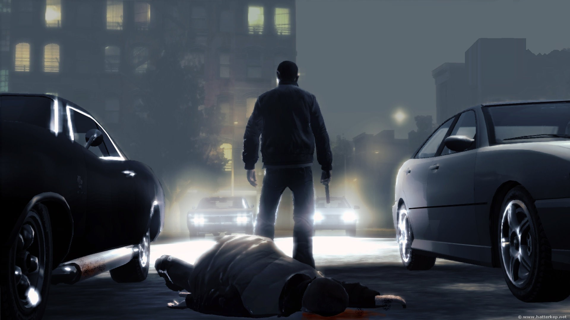 Res: 1920x1080, Niko Bellic