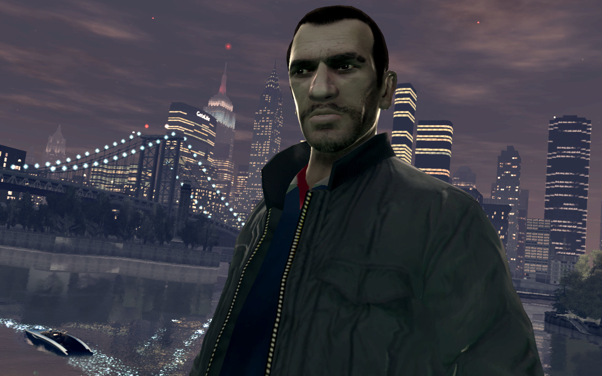 Res: 1920x1200, Niko Bellic