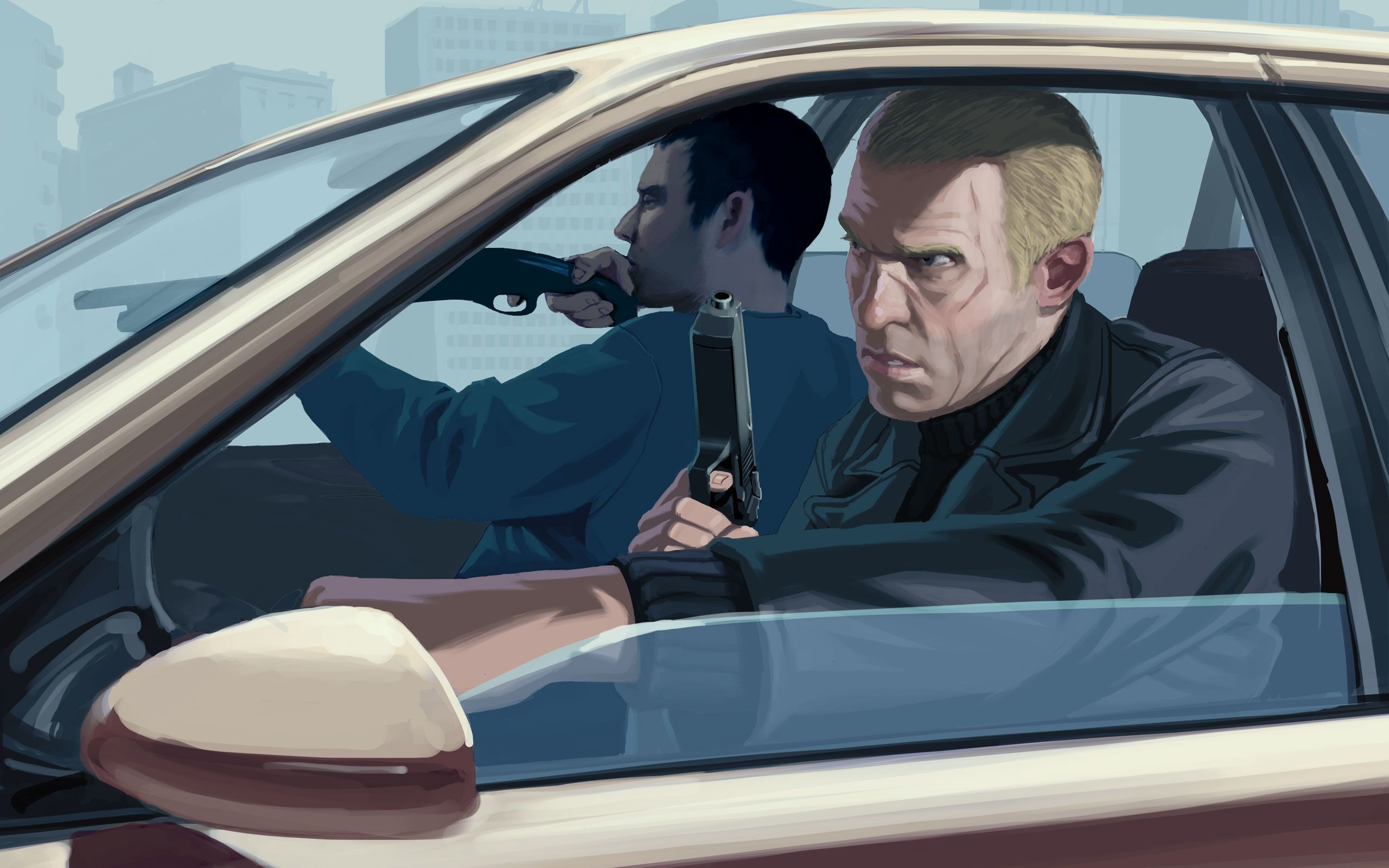 Res: 2560x1600, Ultra HD K Niko bellic Wallpapers HD Desktop Backgrounds
