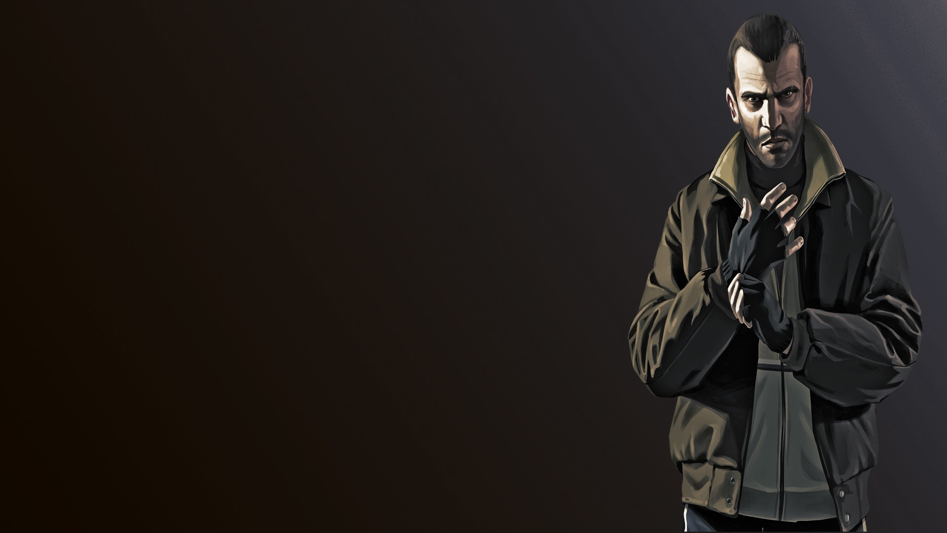 Res: 1920x1080, ... Niko Bellic (Grand Theft Auto IV Hero) by stalkersdxx