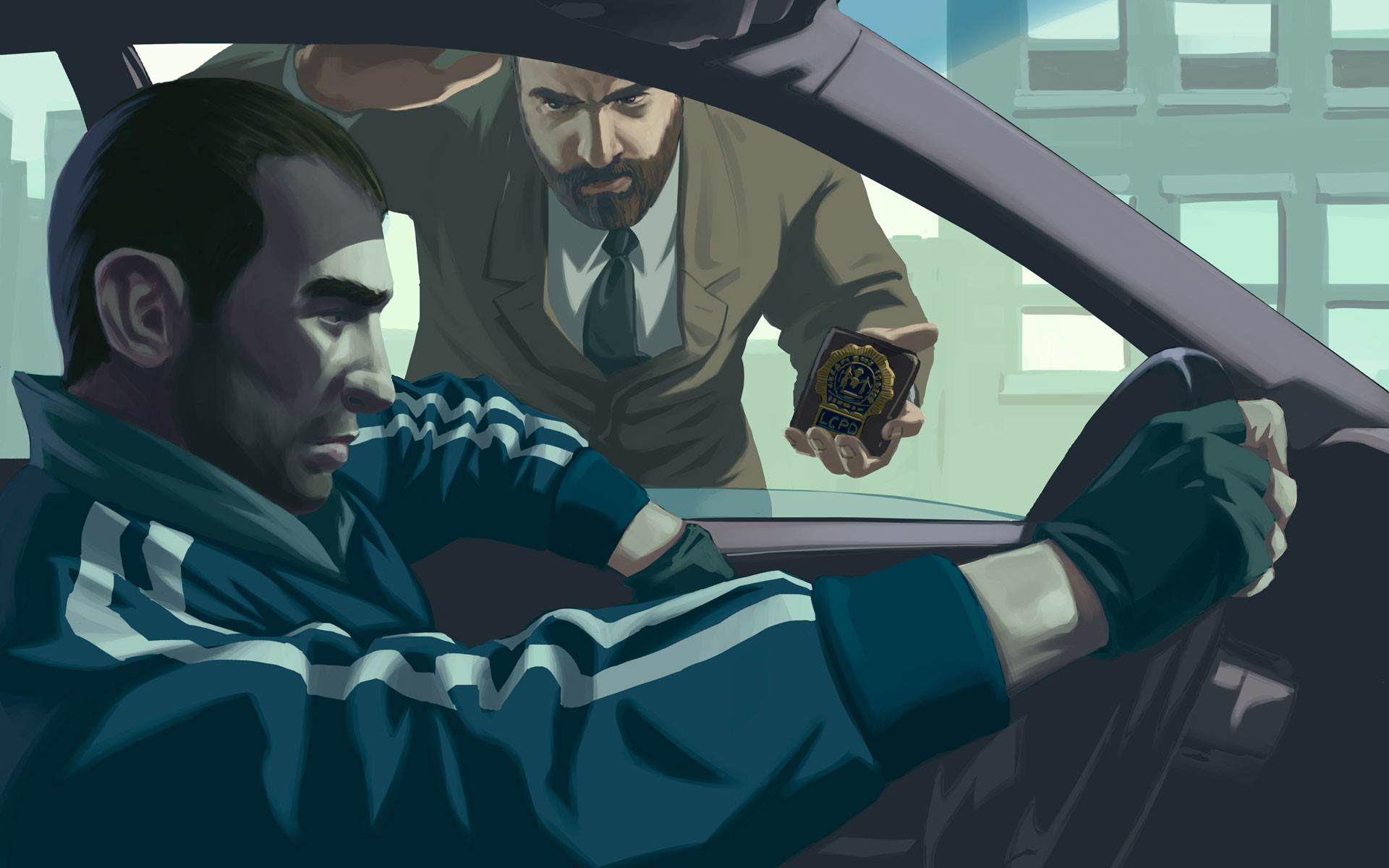 Res: 1920x1200, GRAND THEFT AUTO IV Desktop Wallpapers
