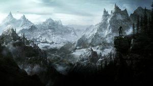 Skyrim Desktop wallpapers