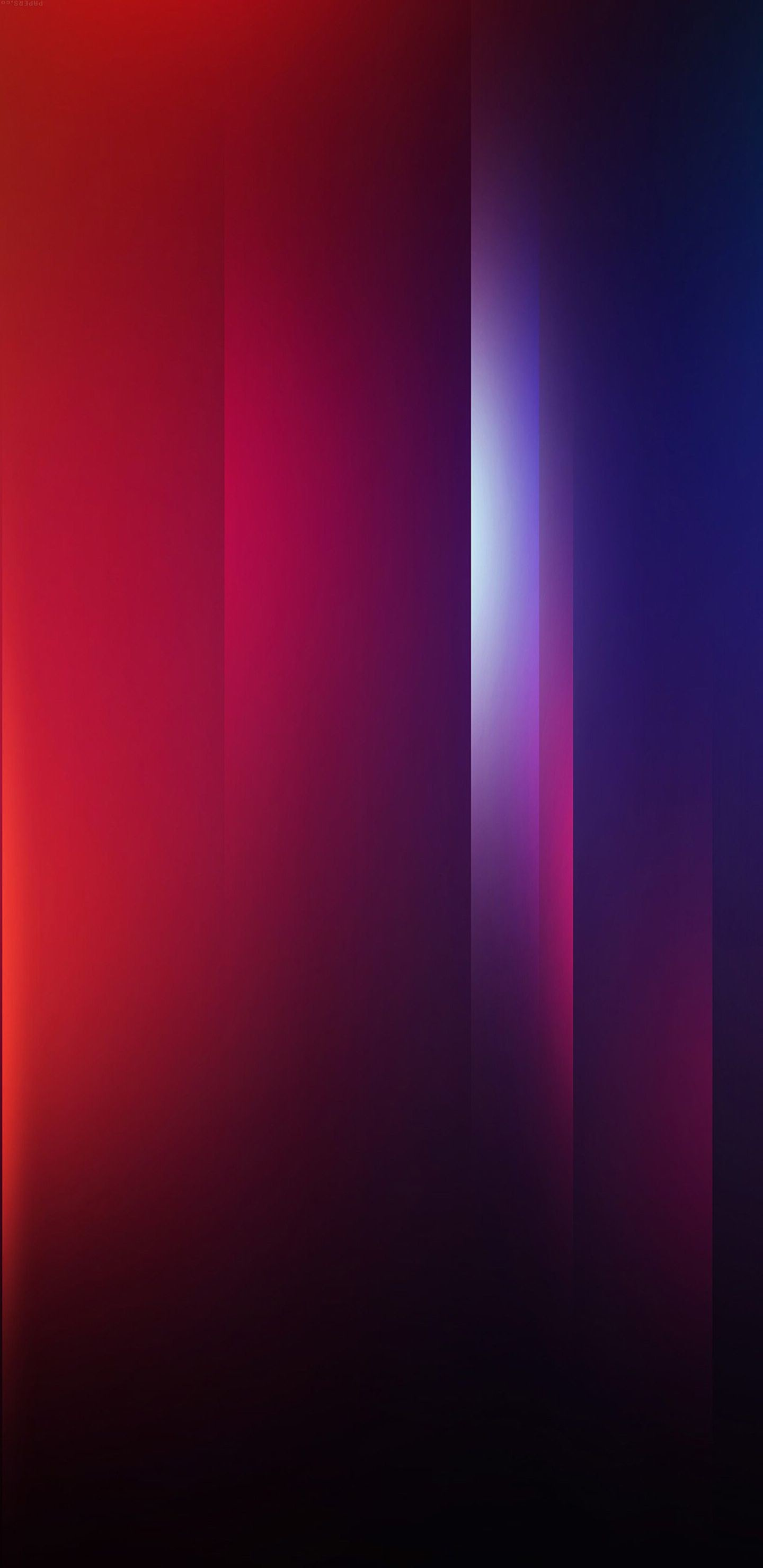 Res: 1440x2960, Blue, red, purple, minimal, abstract, wallpaper, galaxy, clean,