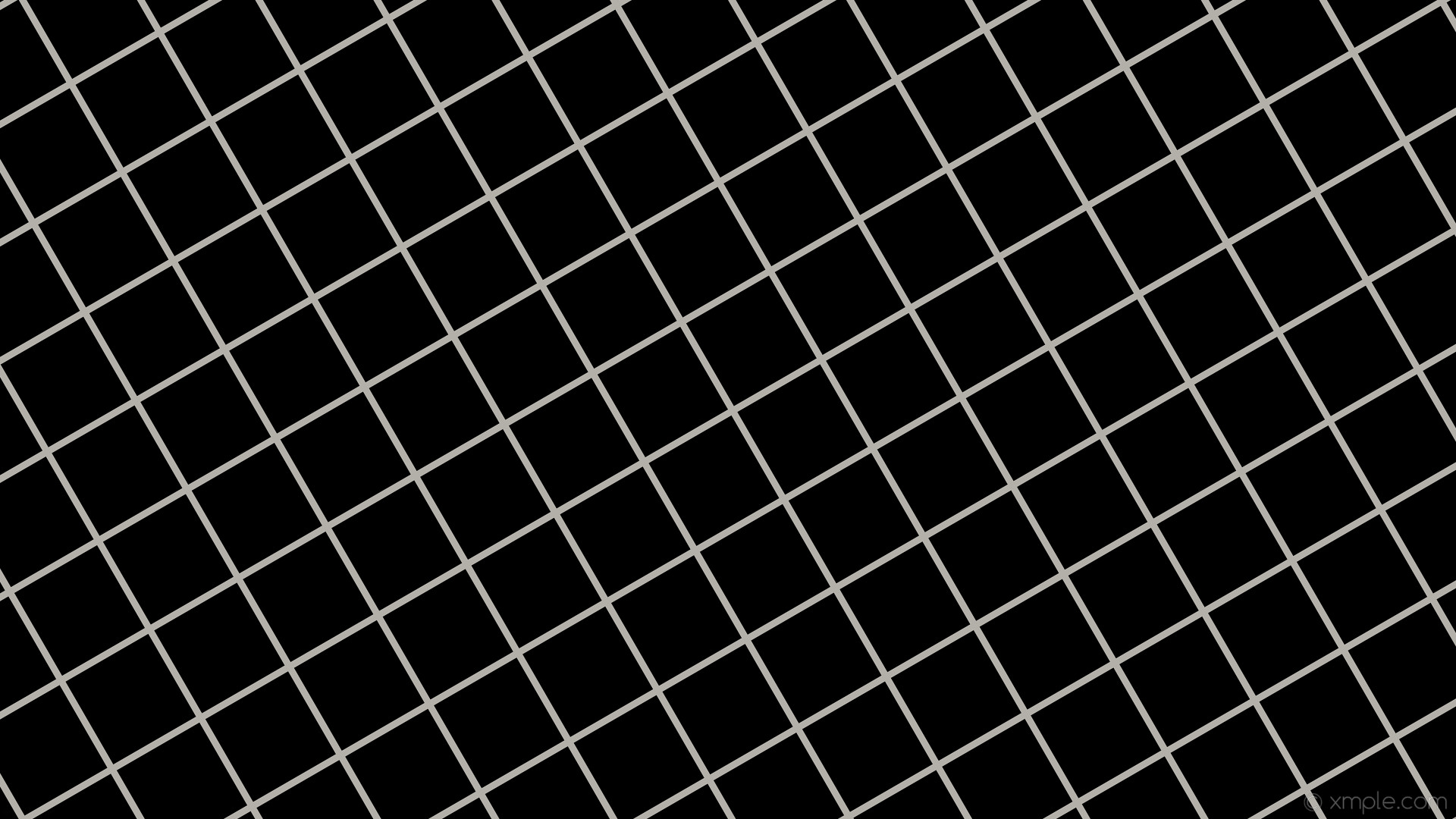 Res: 1920x1080, wallpaper graph paper black white grid floral white #000000 #fffaf0 30° 9px  135px