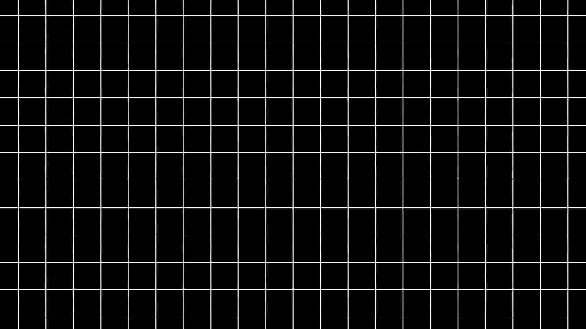 Res: 1920x1080,  Black Grid Wallpaper