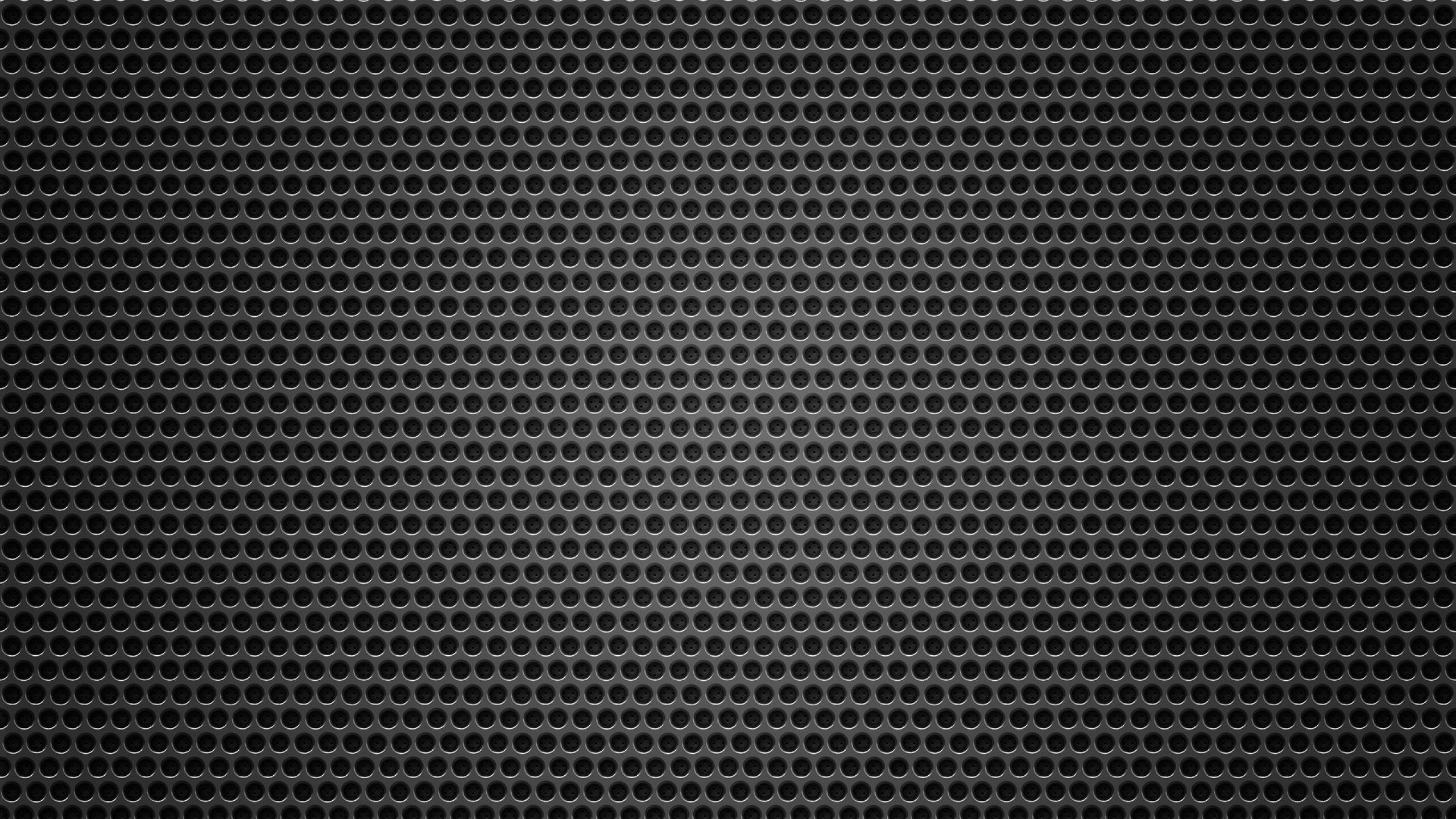 Res: 2560x1440, black grid wallpaper #892289