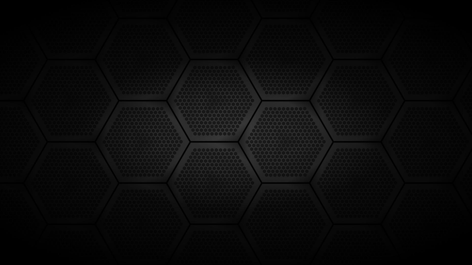 Res: 1920x1080, hexagons textures grid chrome digital art nanosuit photomanipulation /   Wallpaper