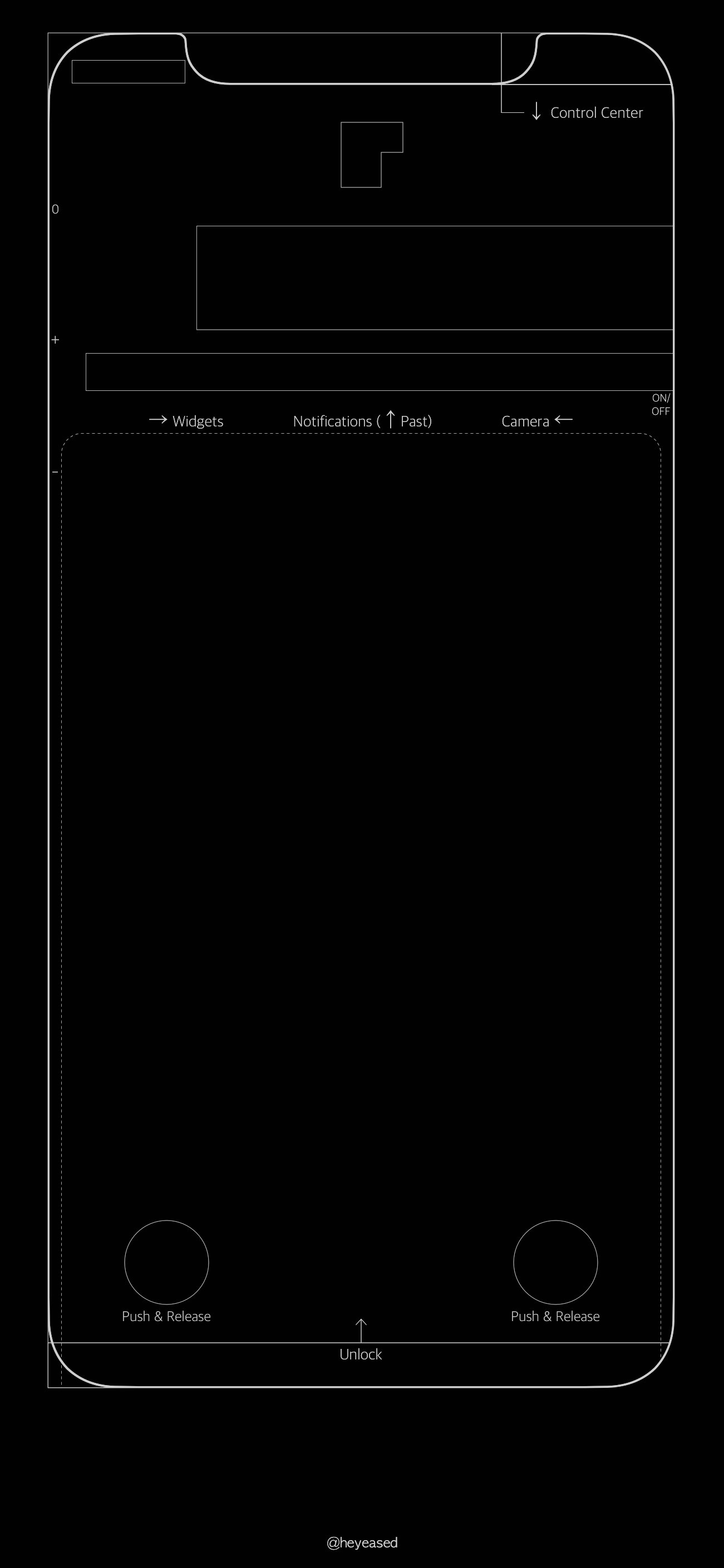 Res: 1301x2820, iPhone X Wallpaper Black Bar Grid and Blueprint Wallpapers for iPhone Of  iPhone X Wallpaper Black