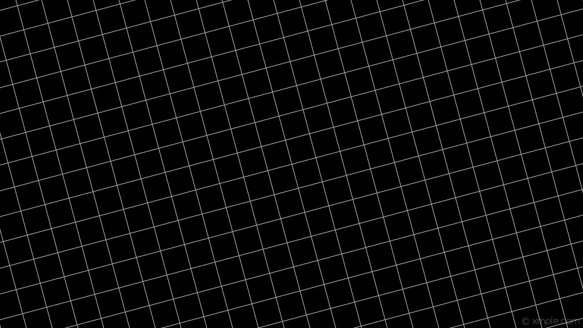 Res: 1920x1080, wallpaper graph paper white black grid floral white #000000 #fffaf0 15° 2px  82px