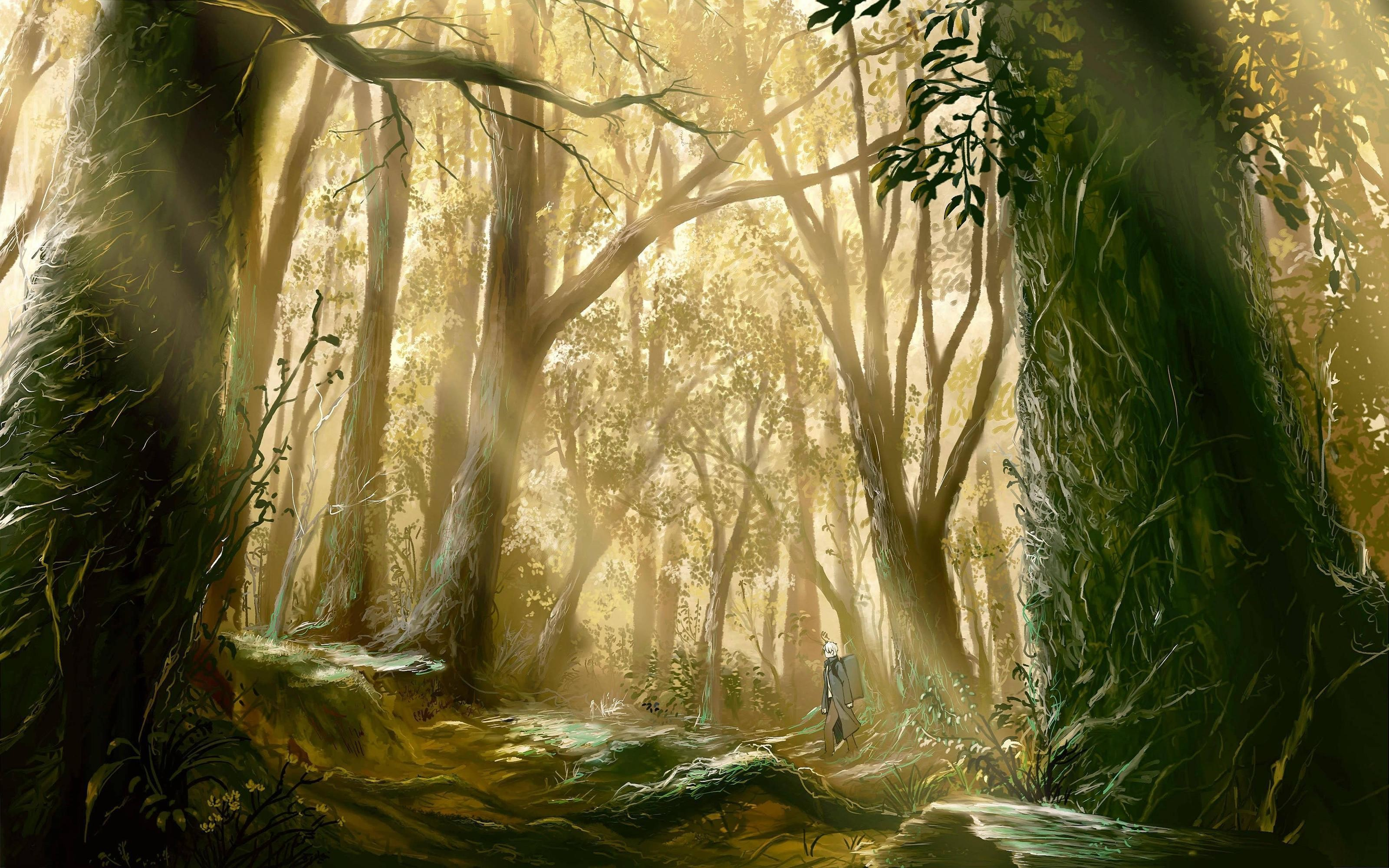 Res: 3200x2000, Pin Mushishi Wallpaper 1280x1024 Hq 39336 on Pinterest