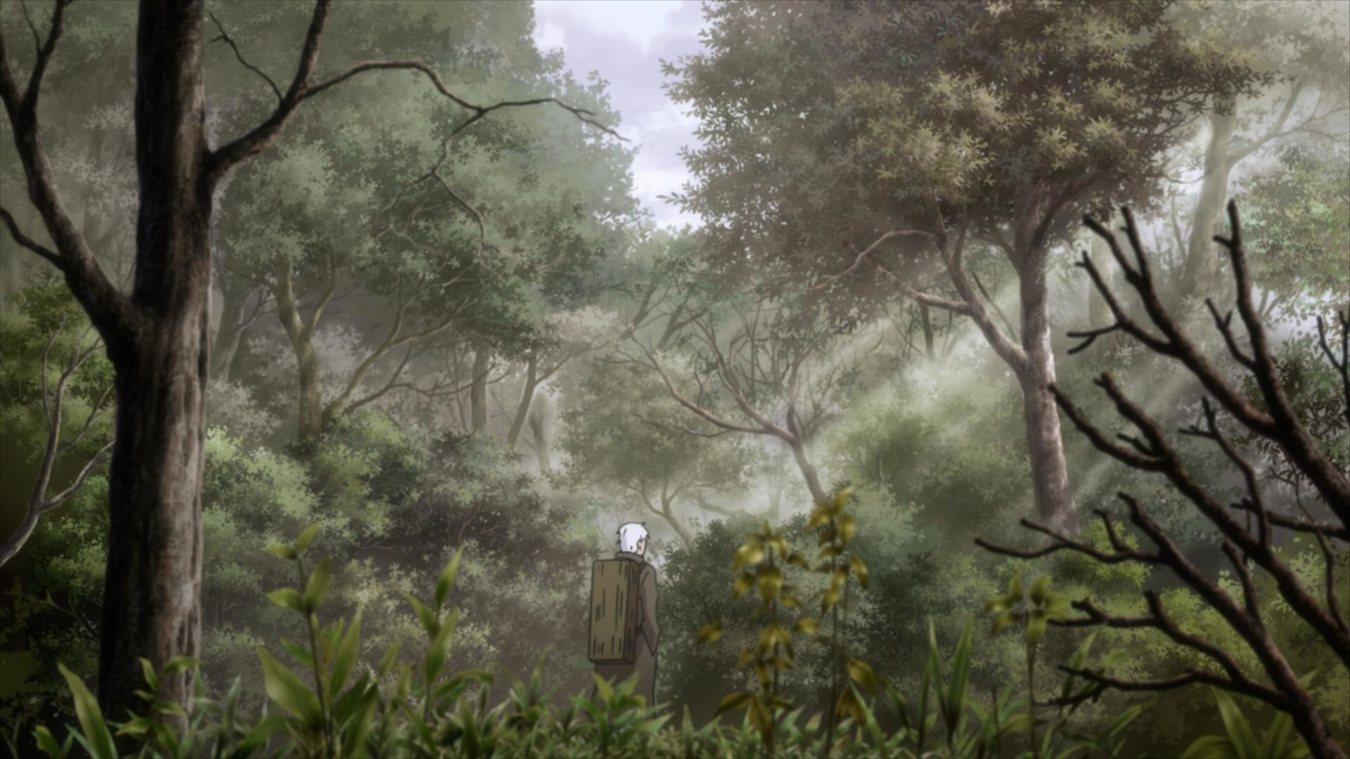 Res: 1920x1080, Browse Mushishi Wallpapers. Published December 18 2015 At 1920 X 1080 In