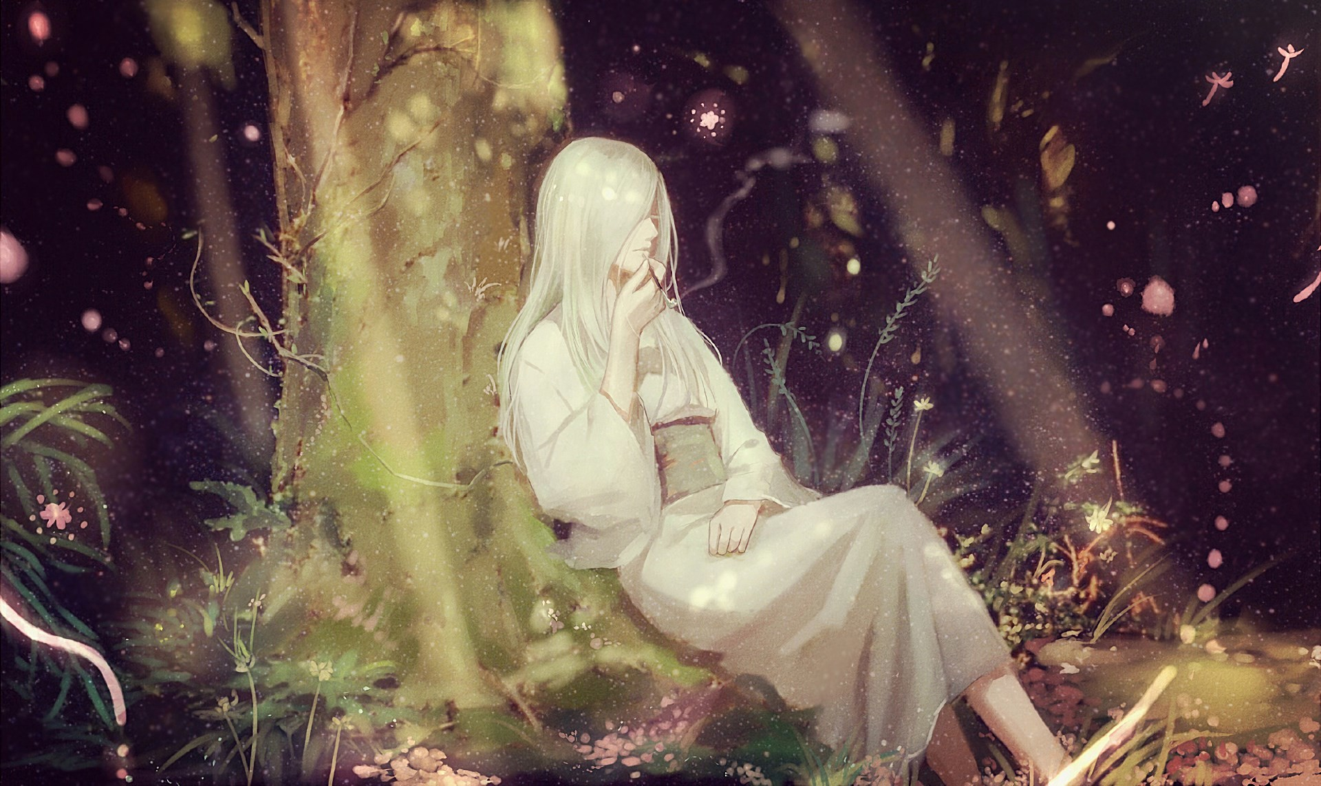 Res: 1920x1143, free high resolution wallpaper mushishi