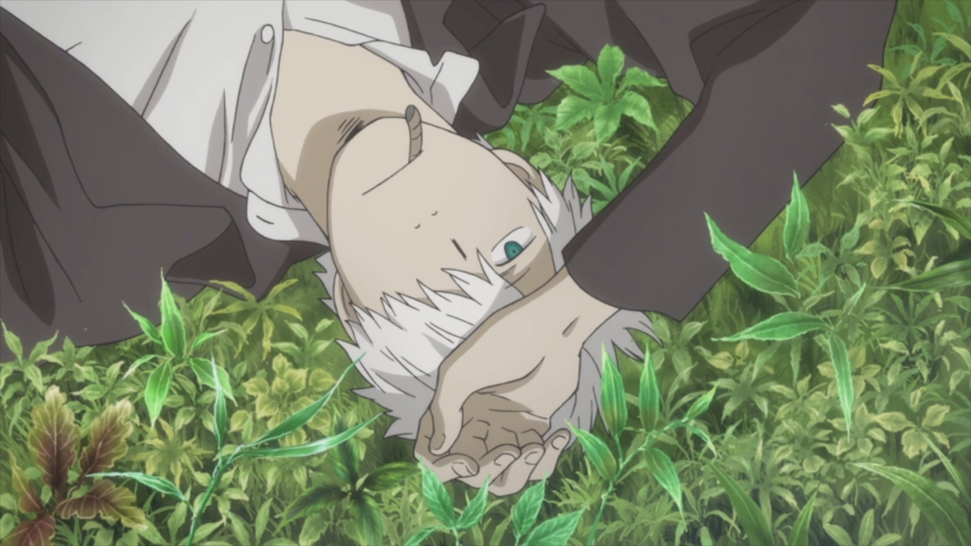 Res: 1920x1080, mushishi02jd3 Mushishi-Episode-10 mushishispecial