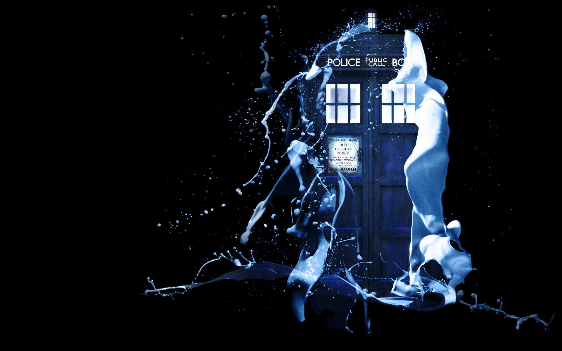 Res: 1920x1200, Tardis Wallpapers High Resolution. Click on the image to view full size and  download.